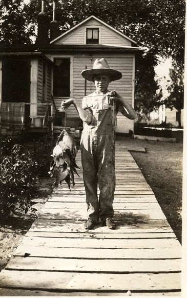 My great grandpa William Huestis.