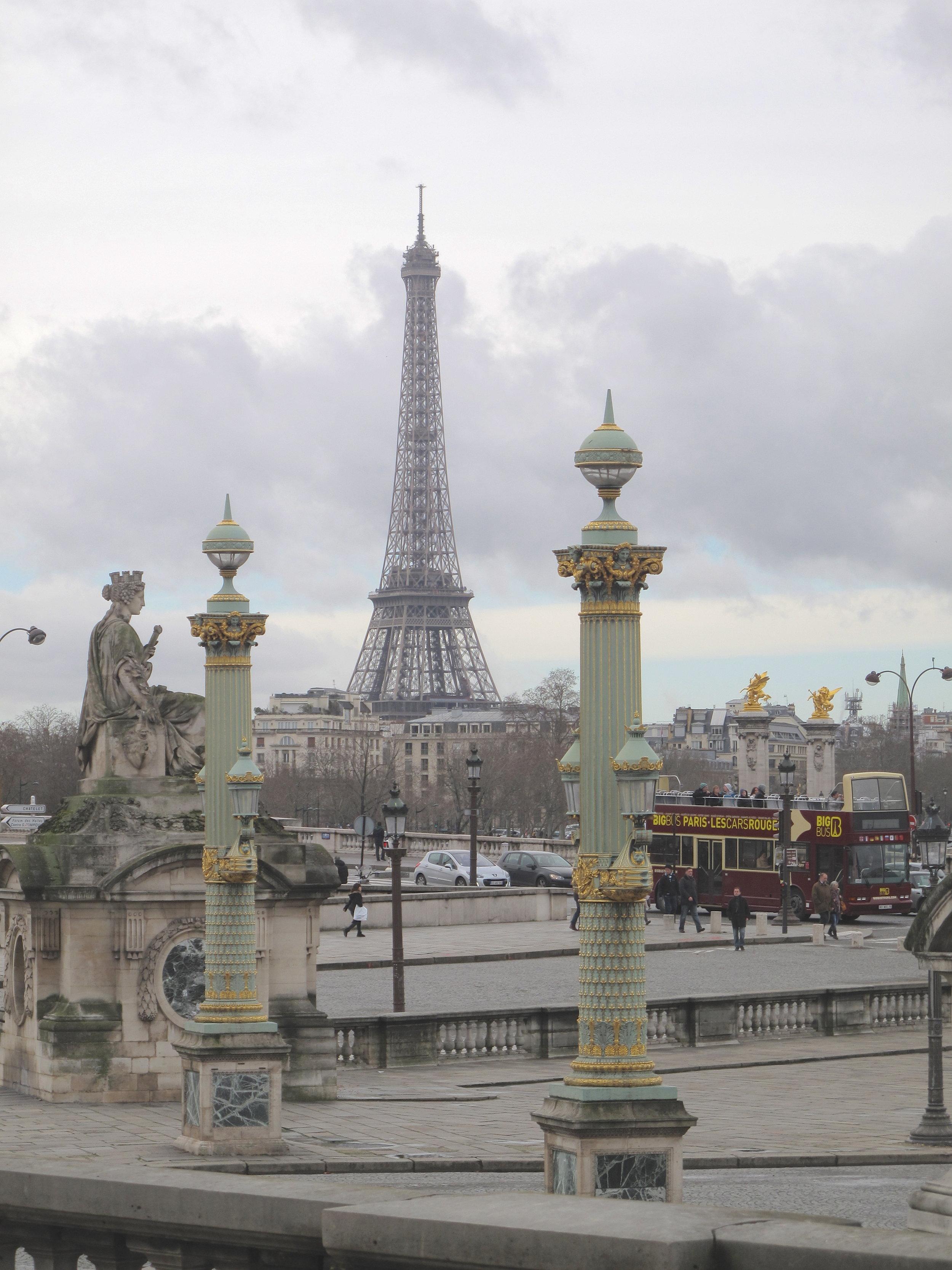 PARIS TRIANGLE D'OR