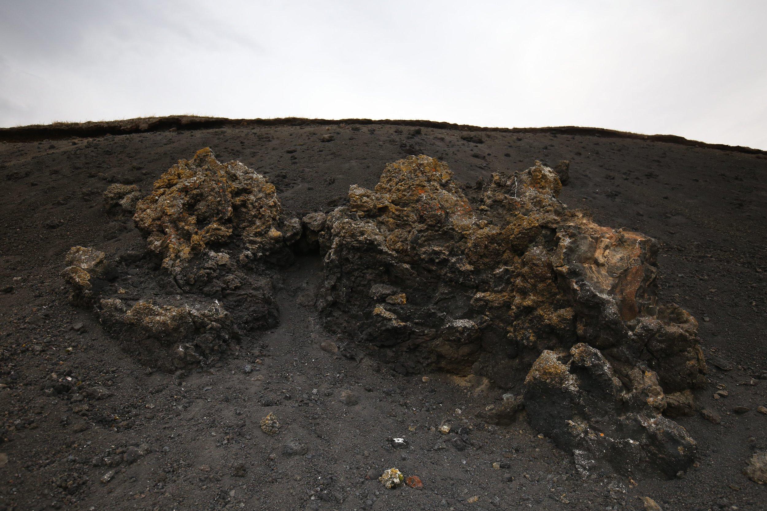igneous rock iceland