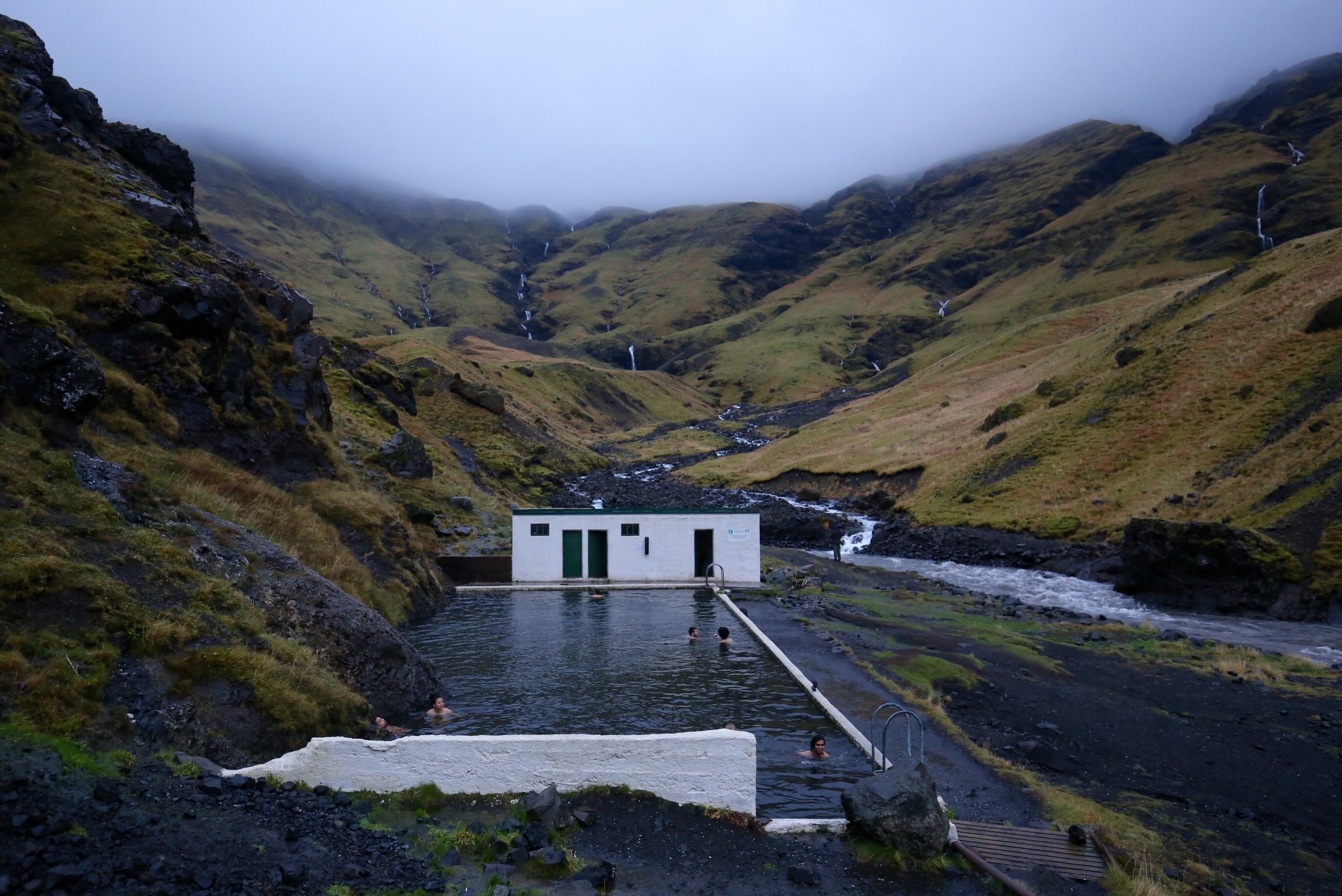 hidden hot pool iceland