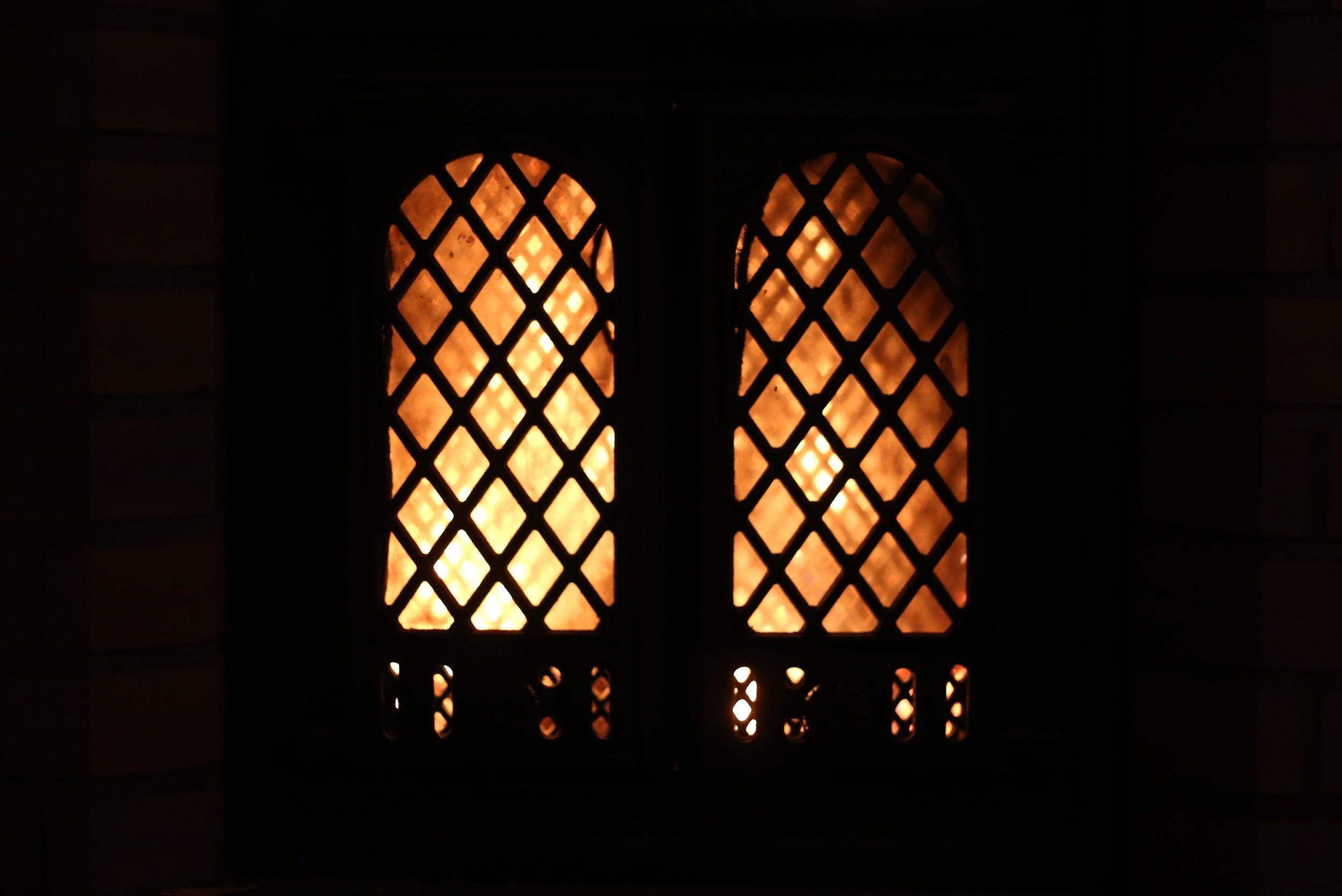 fireplace Finland
