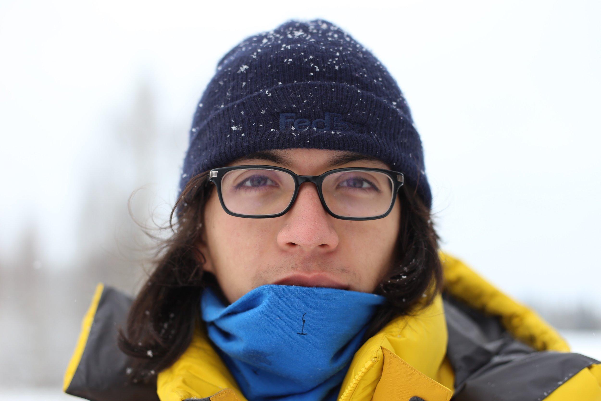 oliver pilas snowboarder