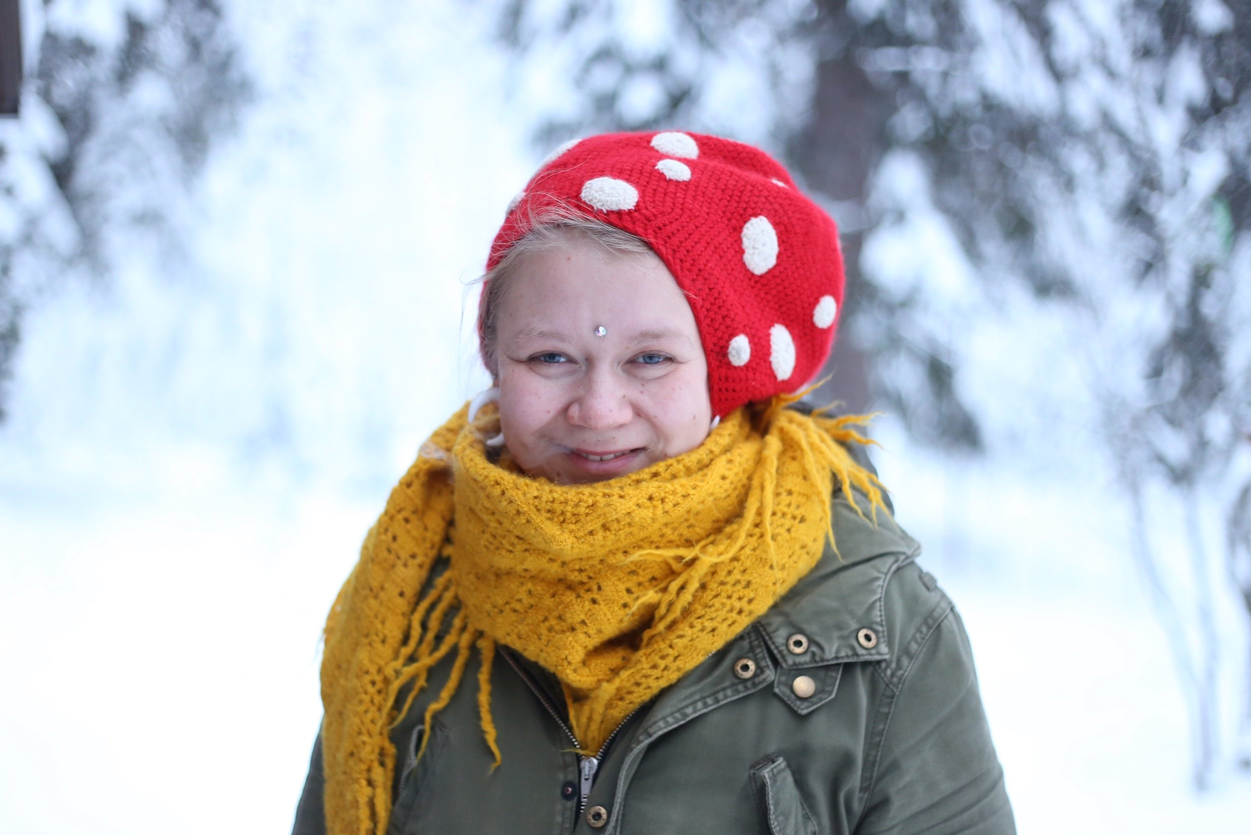 henna the Finnish gnome
