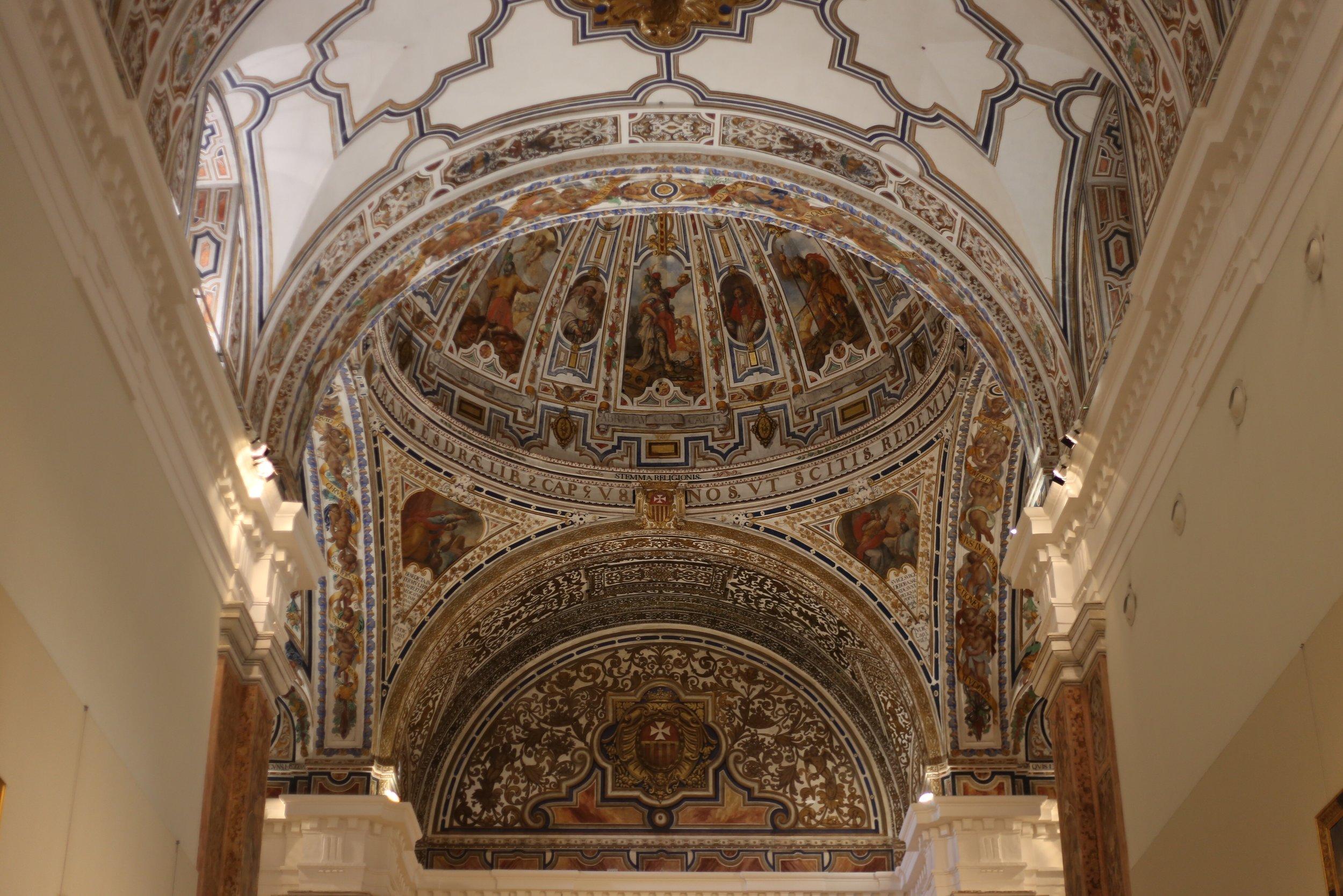 museum of fine arts sevilla