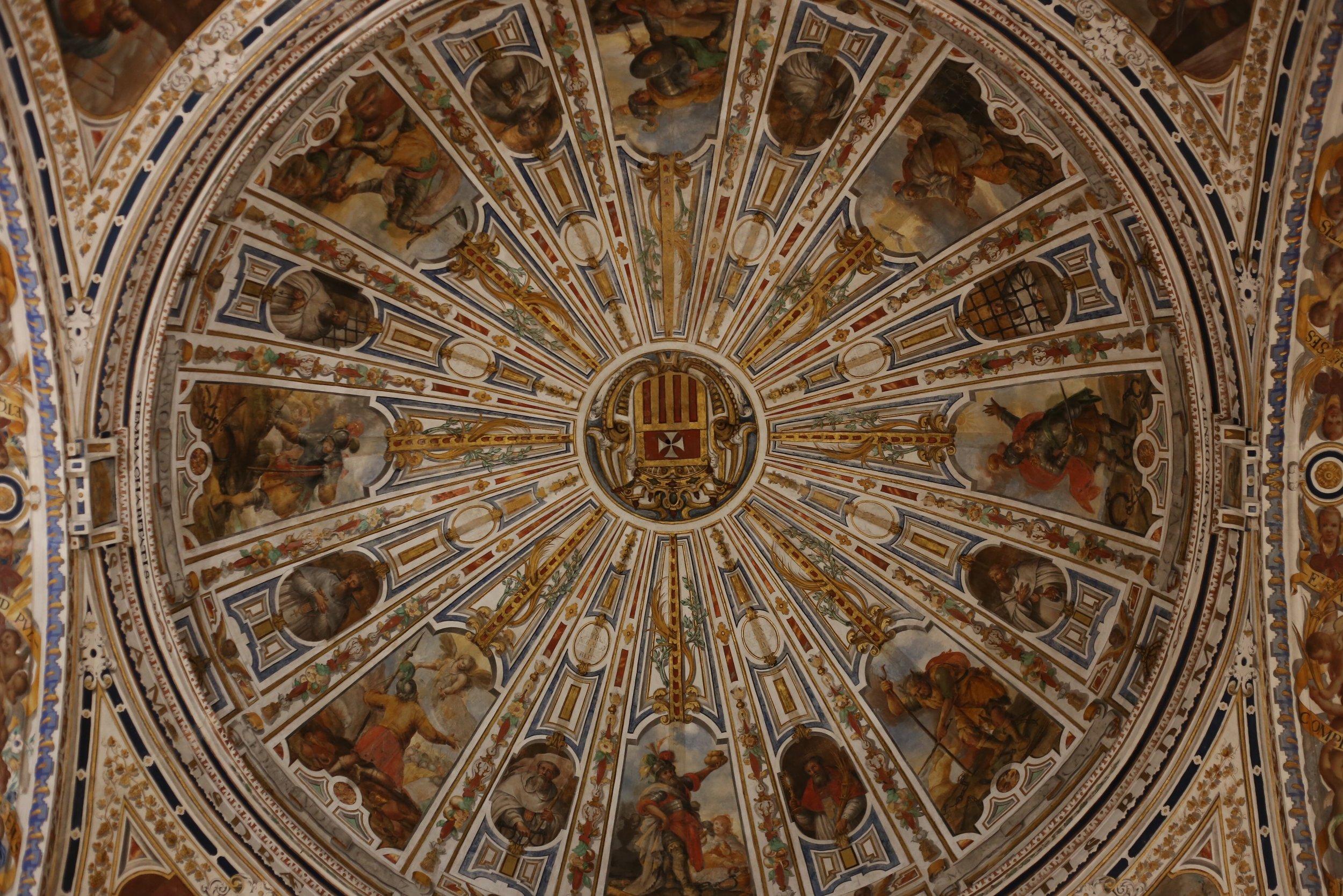 dome convento de la merced