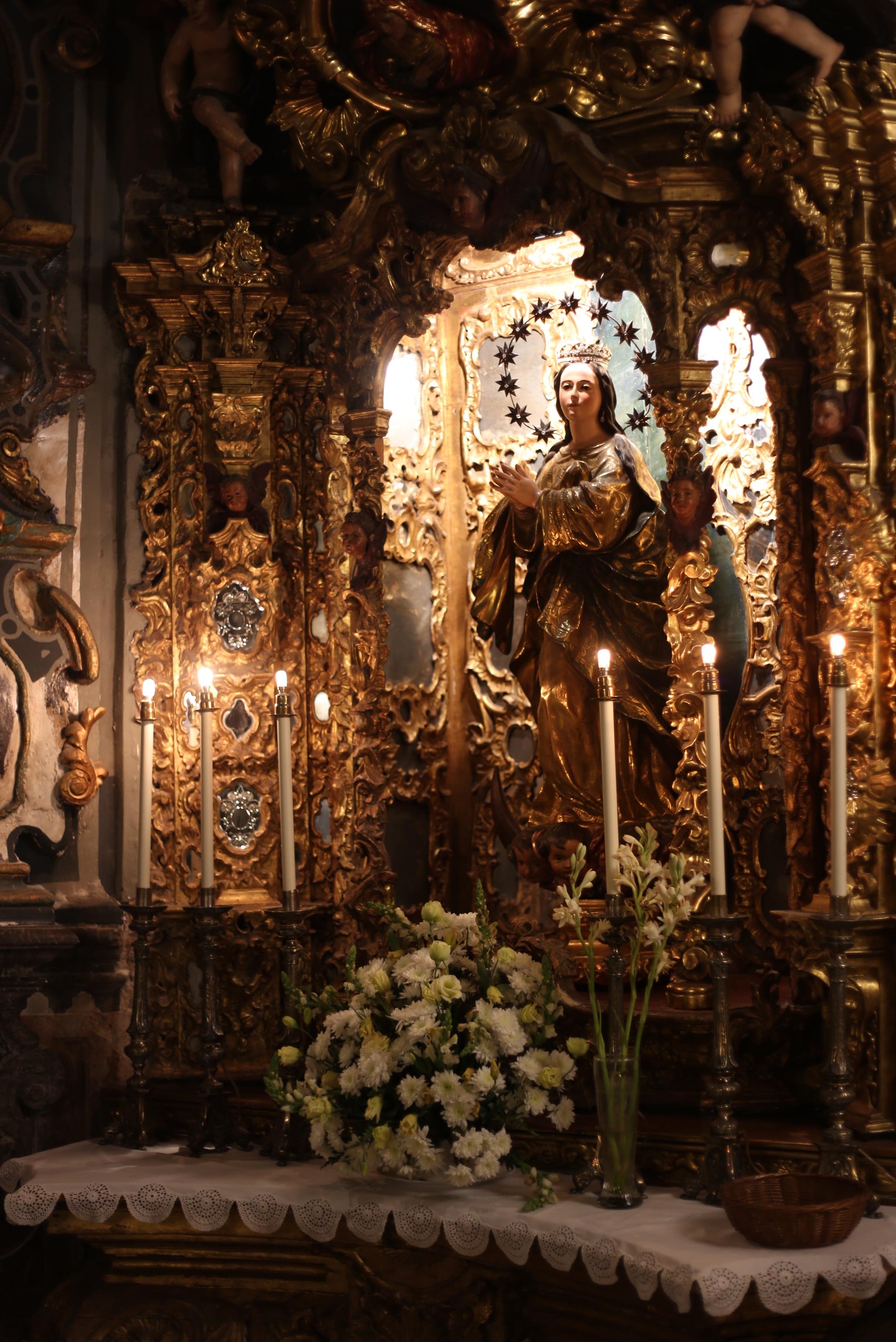 capilla de San Jose sevilla