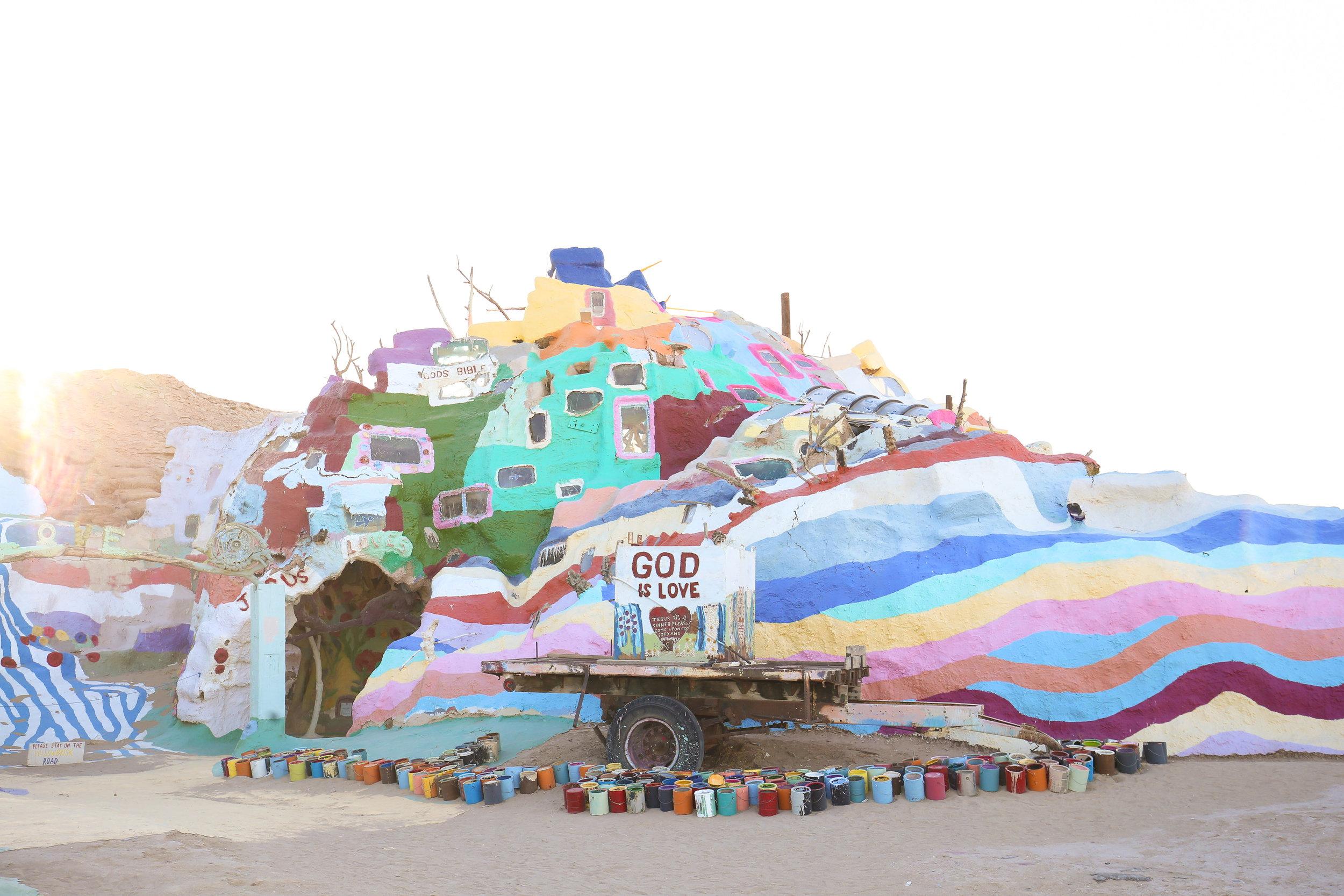 painted-mountain-california