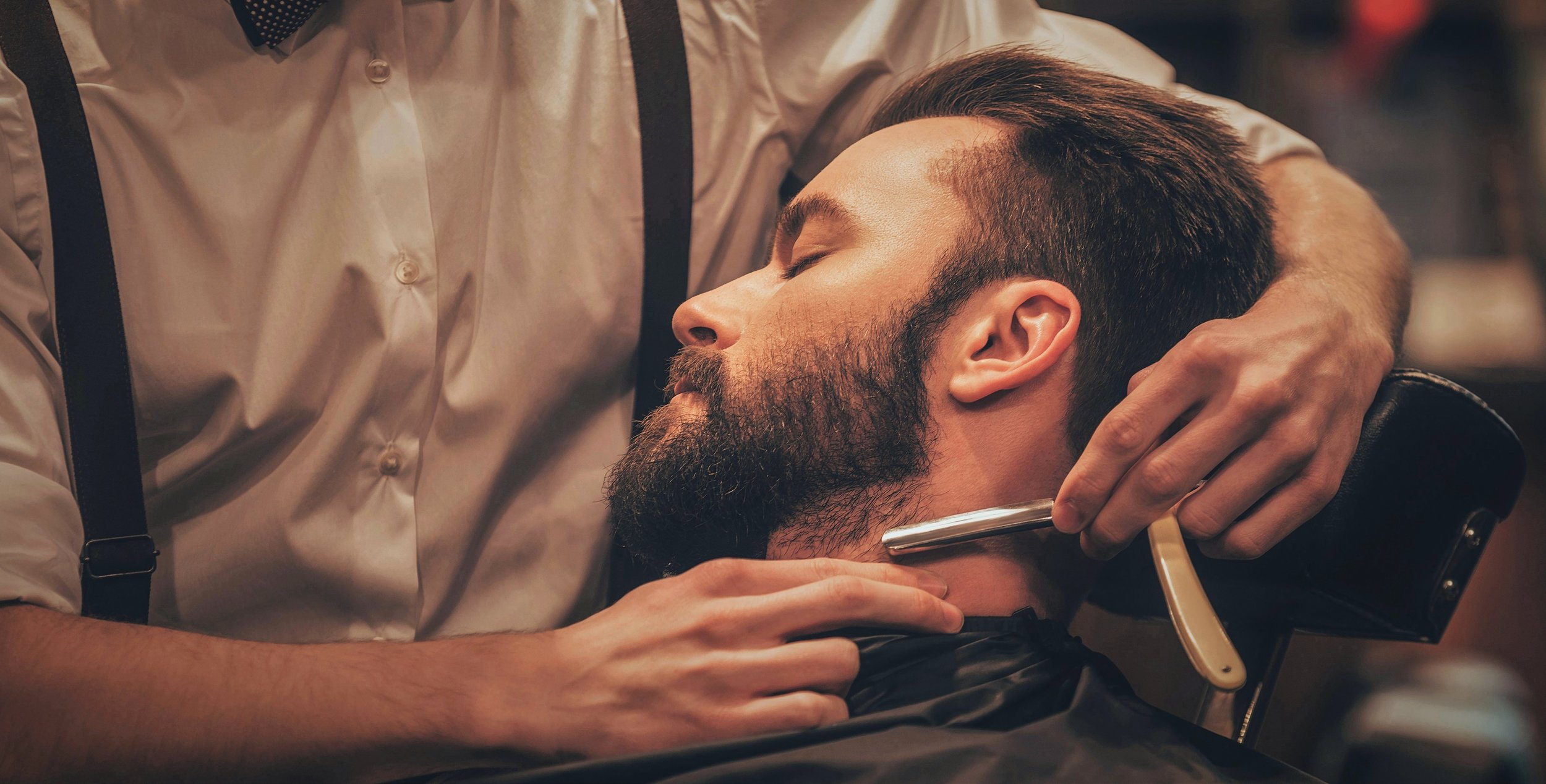 Pre-Shave Oil -