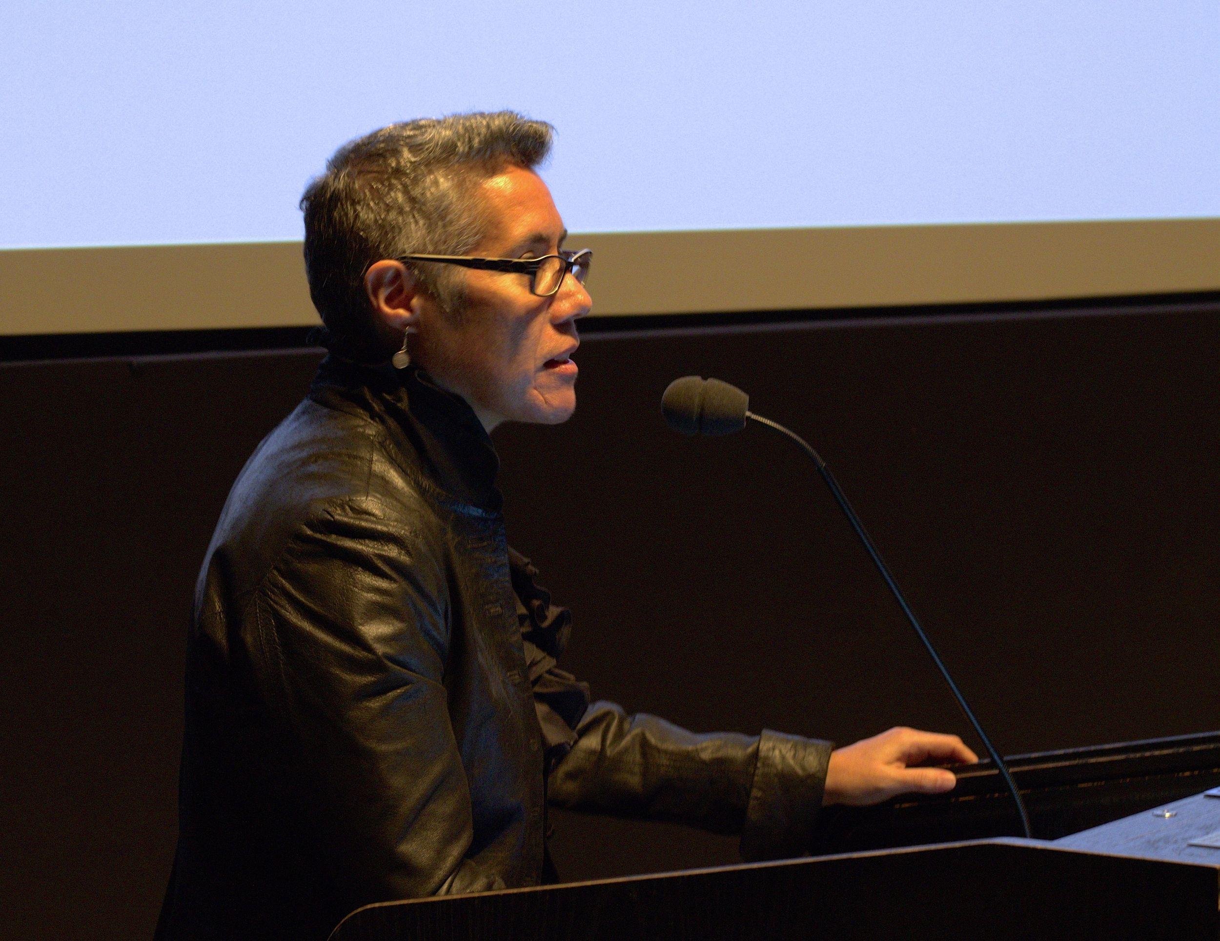 Summit Founder & Organizer, filmmaker and professor Cristina Kotz Crnejo