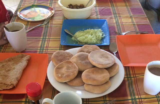 Creole Meal at YWAMSL