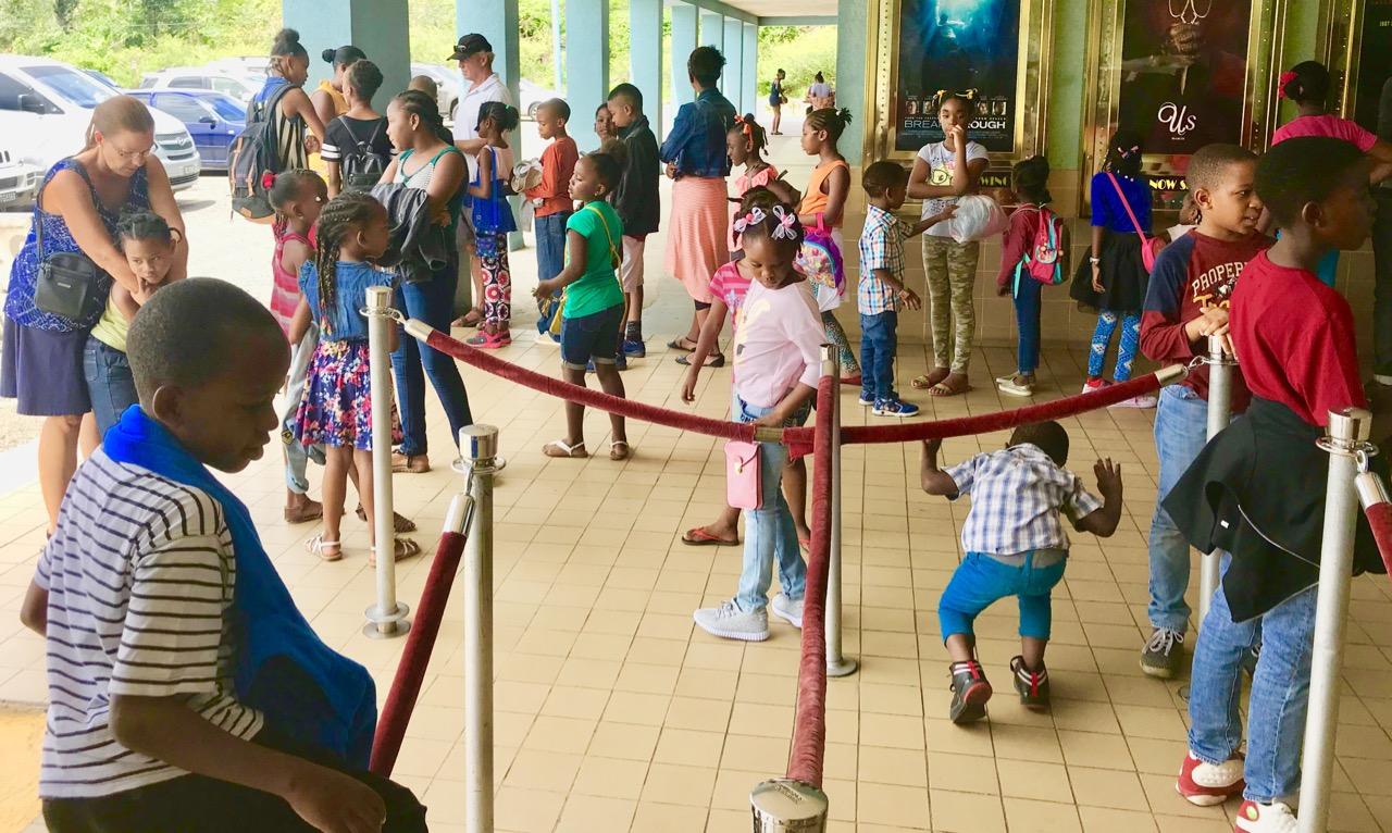 YWAM Saint Lucia kids Cub outings