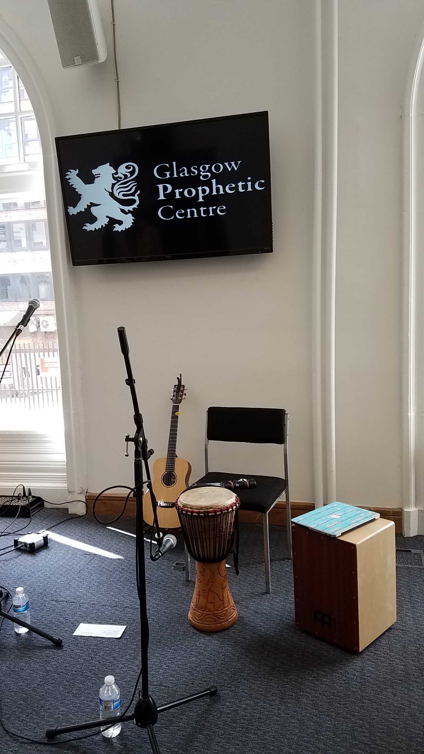 Ready to Worship at GPC