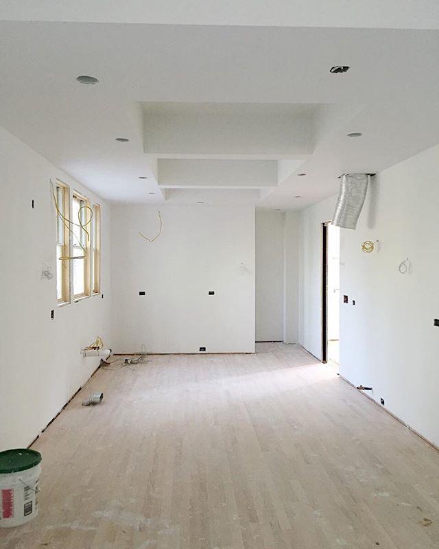 Kitchen Design #newaddition #construction #newyork #comingsoon #progress #interiordesign
