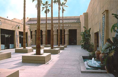 The Egyptian Theatre - 6712 Hollywood Blvd, Los Angeles, CA 90028