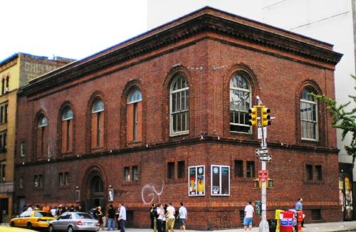 Anthology Film Archives - 32 2nd Ave, New York, NY 10003