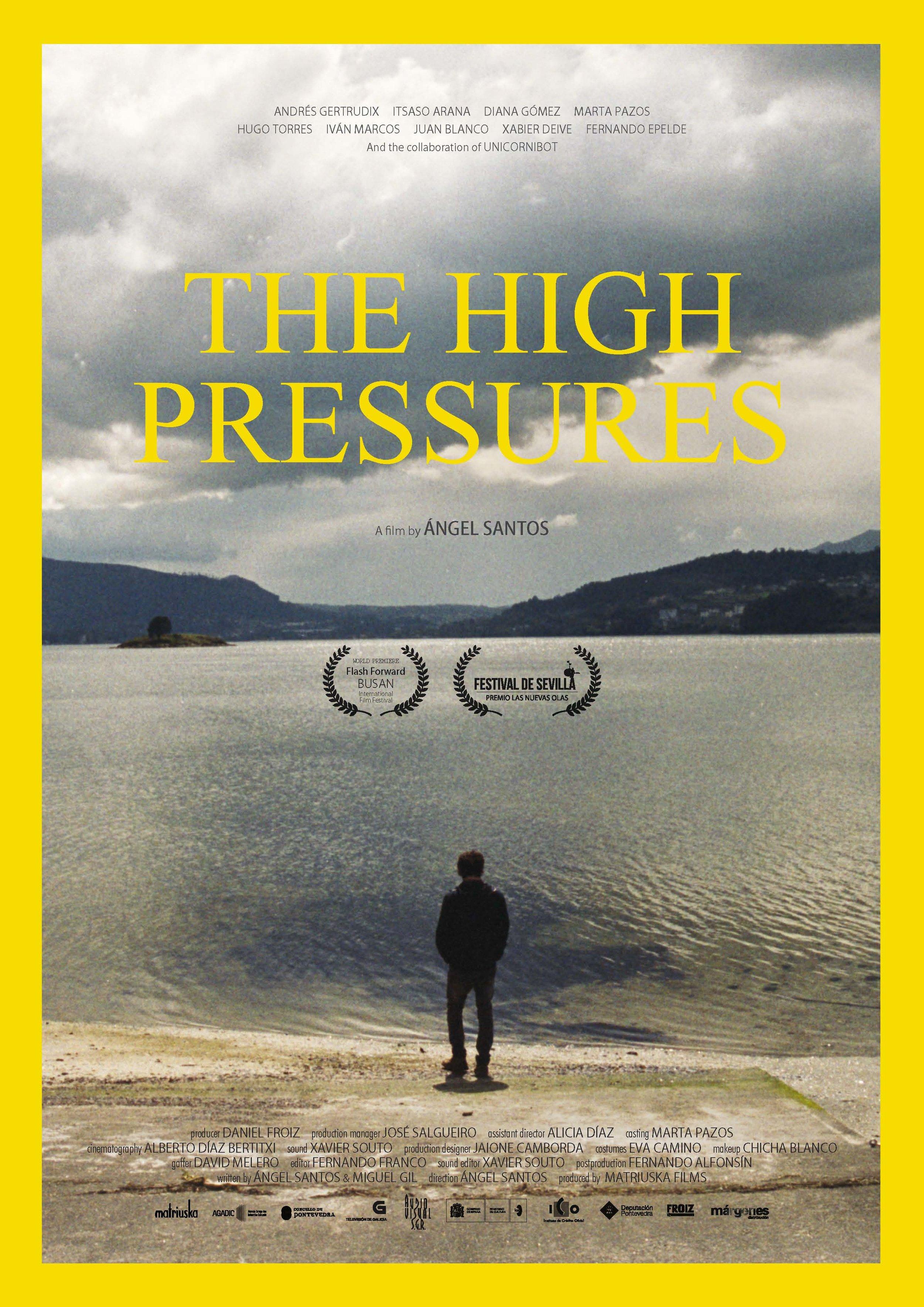 Copy of The High Pressures (Las altas presiones)