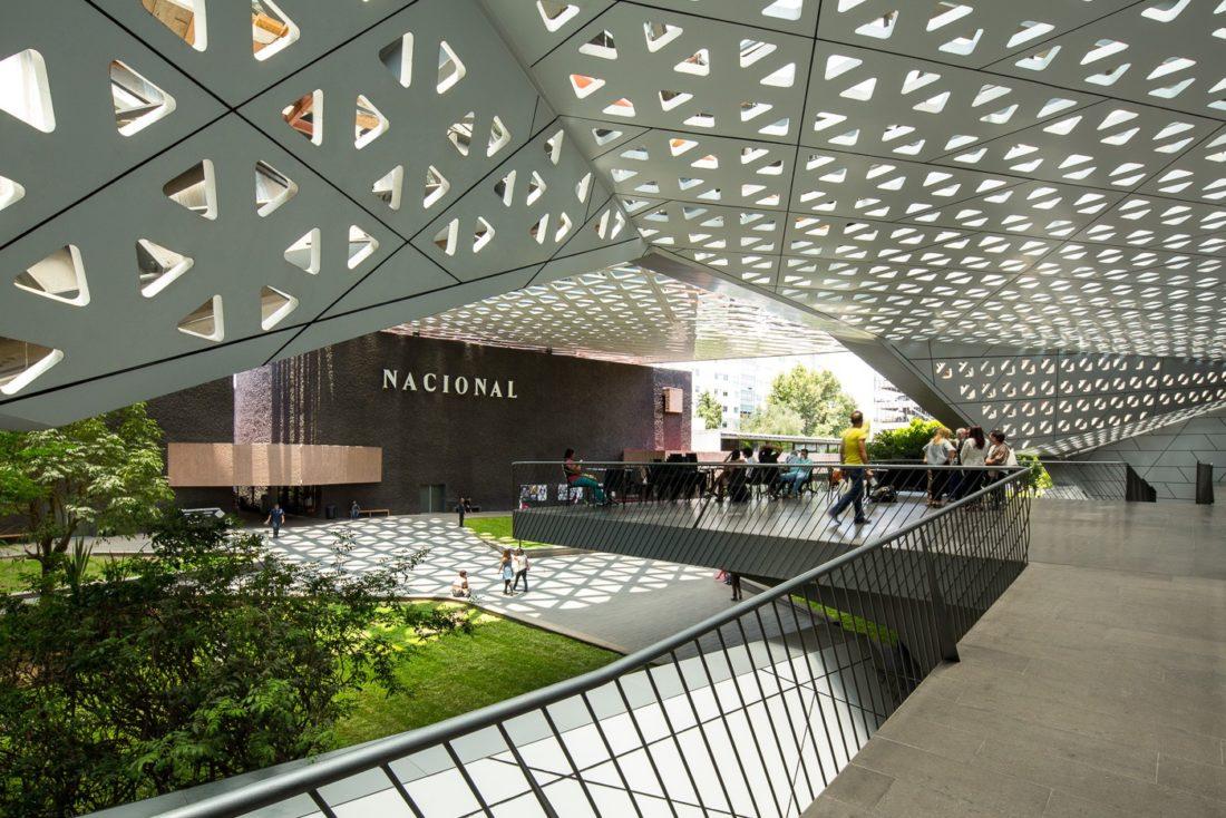 Cineteca Nacional - Av. México-Coyoacán, No. 389, Col. Xoco. Ciudad de México