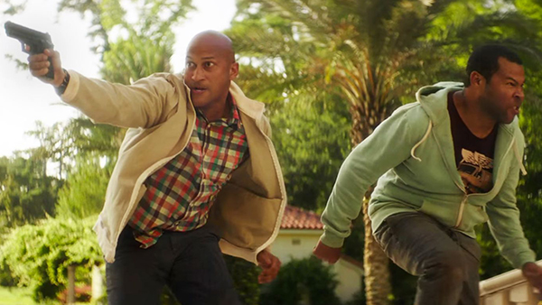 Key and Peele: Action Heroes