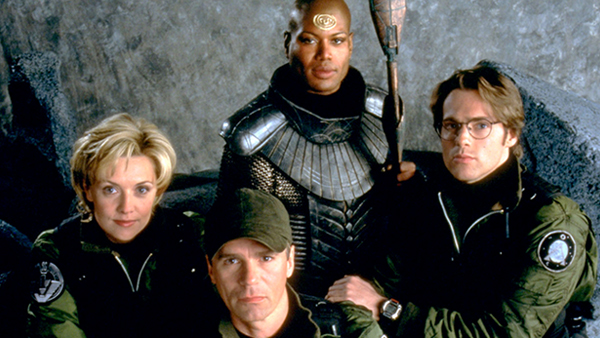 The original  Stargate SG-1  team was undoubtedly the best.