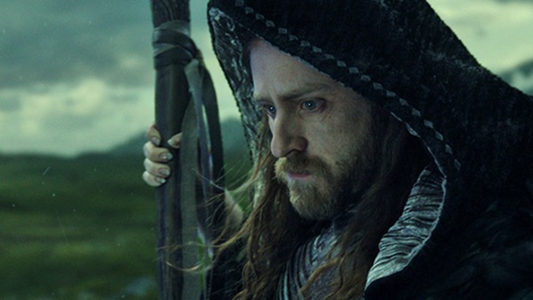 Ben Foster as the guardian Medivh. I just wish I knew what a guardian was and why they're important.