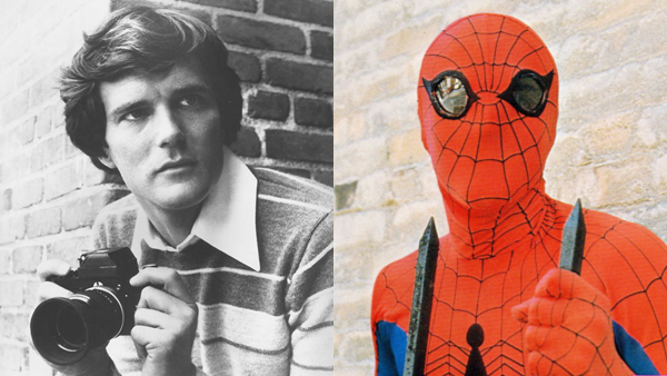 Nicholas Hammond played Peter Parker in  The Amazing Spider-Man  TV series…thus beginning a long-standing tradition of the high school/college-age character being played by guys in their late-20s.