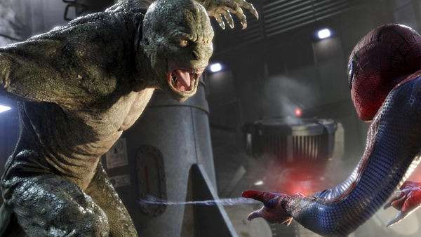 Hey, since when did Marvel have the rights to Killer Croc?