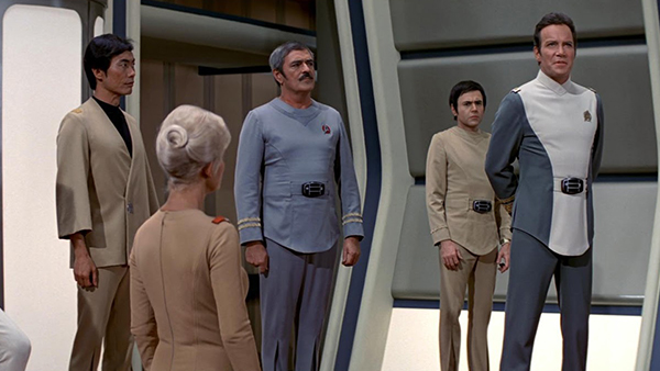 Star Trek: The Motion Picture , an utterly bland and yet very important film for Star Trek fans as it revived the beloved franchise.