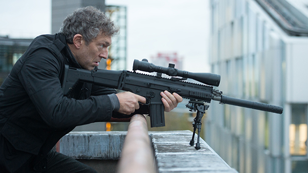 The only CIA asset in the film, as played by Vincent Cassel, is also the most well-developed of the entire series.