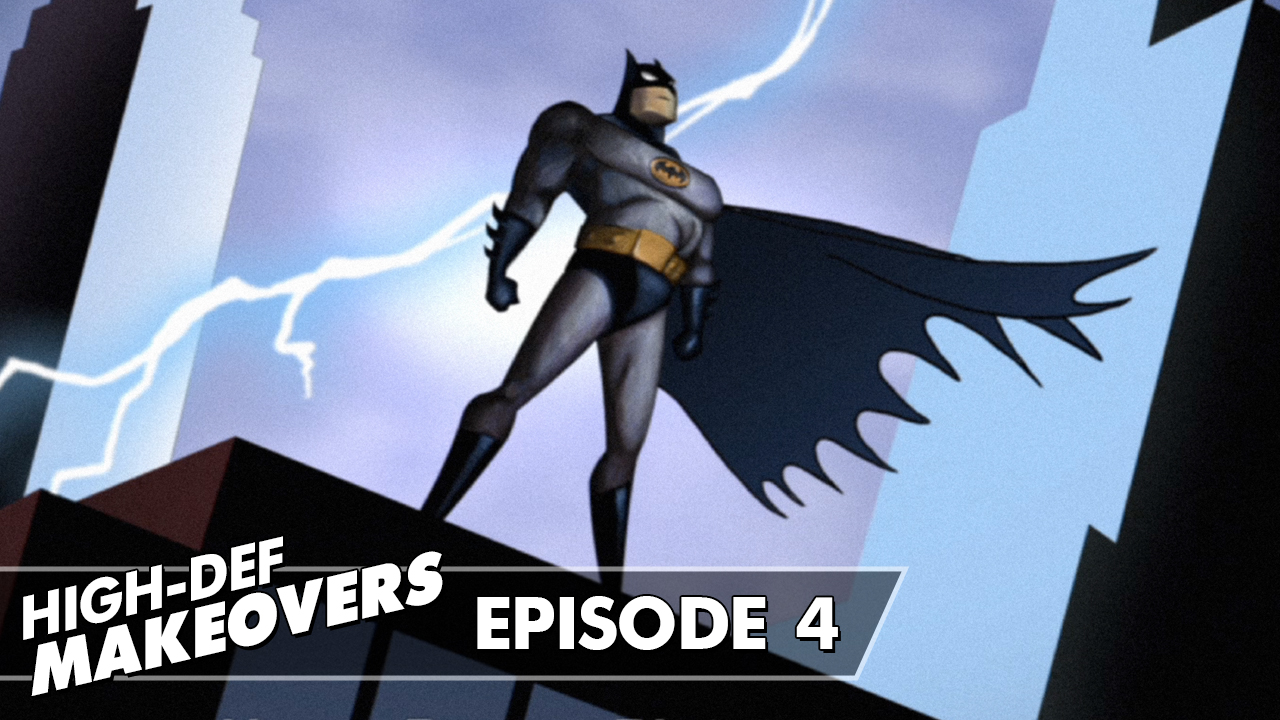 Episode 4 • Batman: The Animated Series Opening Theme