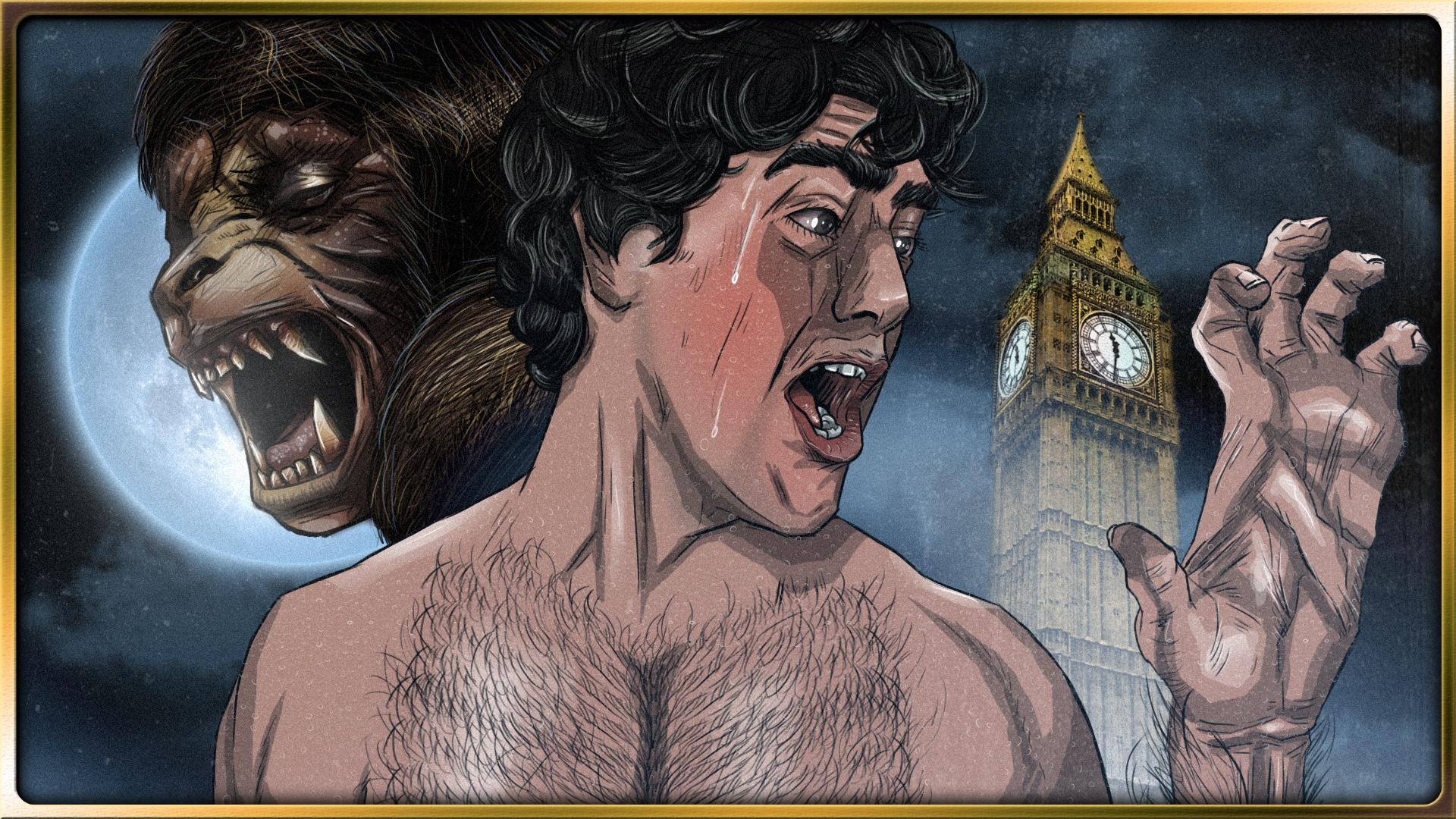Episode 6 • An American Werewolf In London