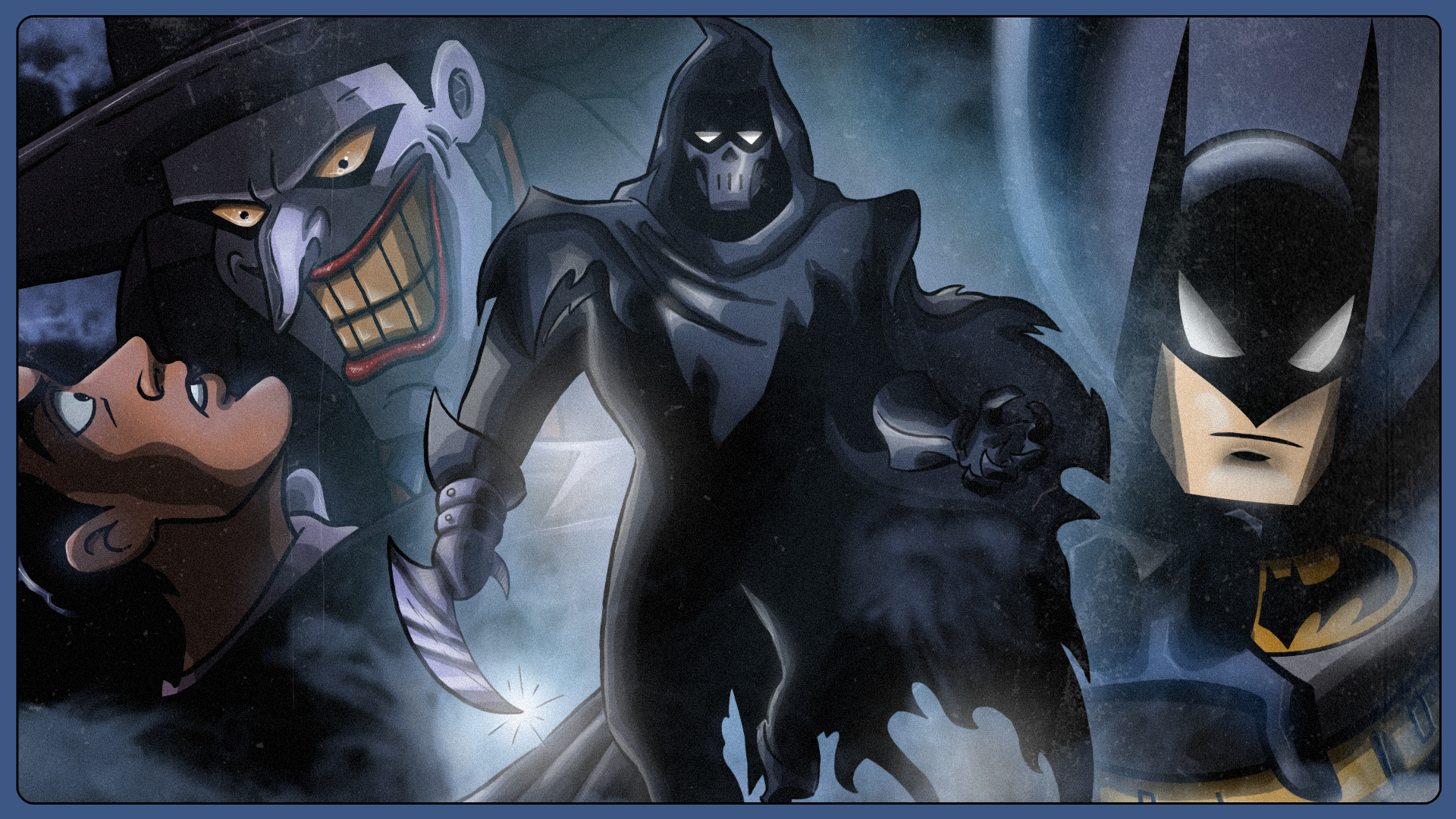 Episode 10 • Batman: Mask Of The Phantasm