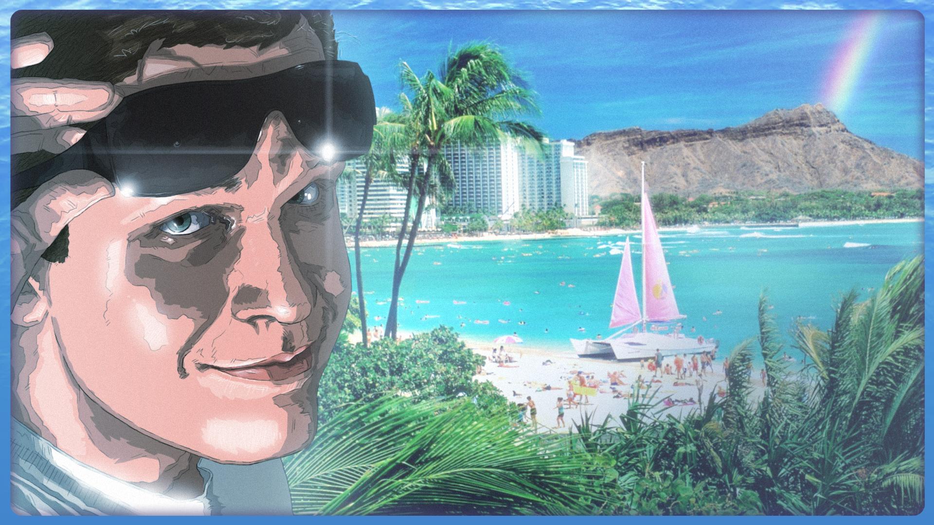 Episode 25 • The DVD Shelf Goes Hawaiian
