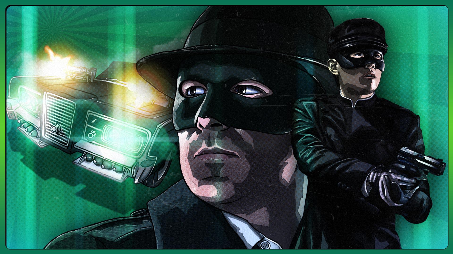 Episode 26 • The Green Hornet