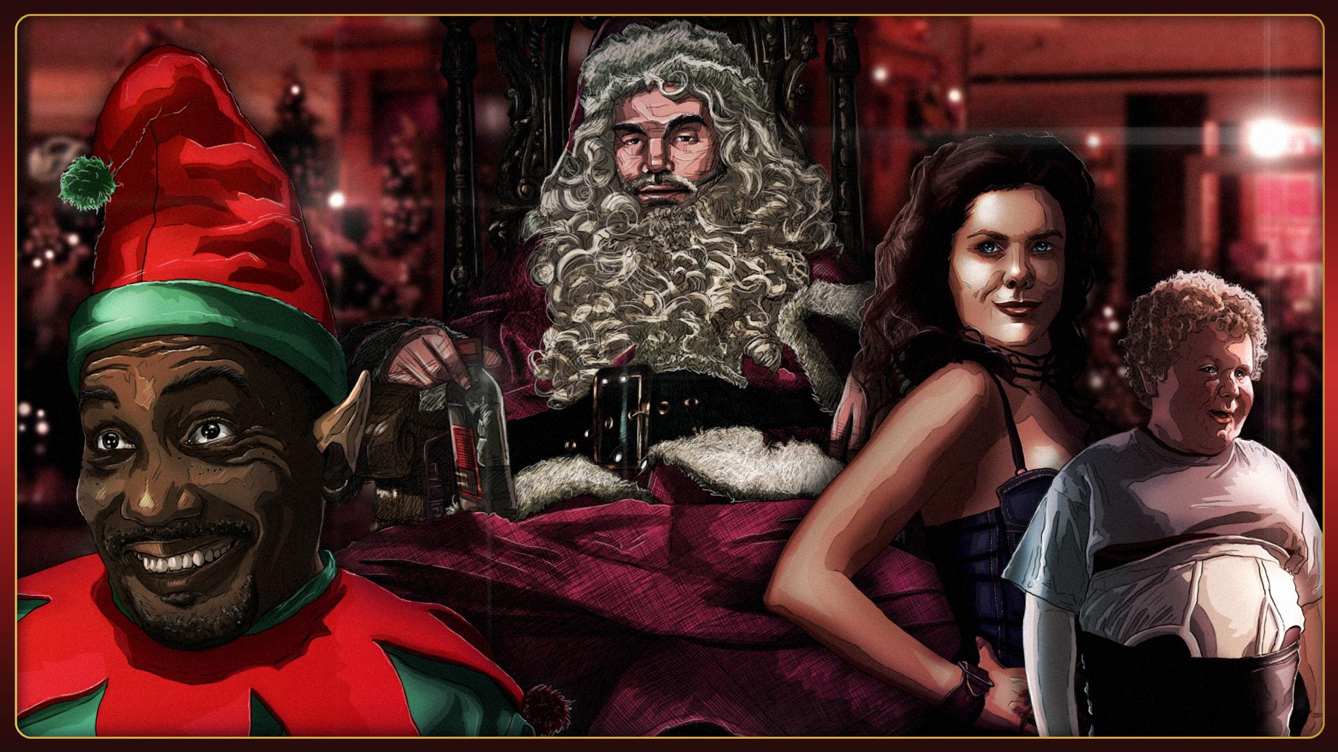 Episode 28 • Bad Santa