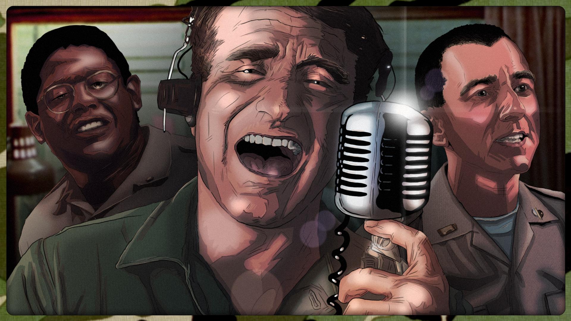 Episode 29 • Good Morning Vietnam