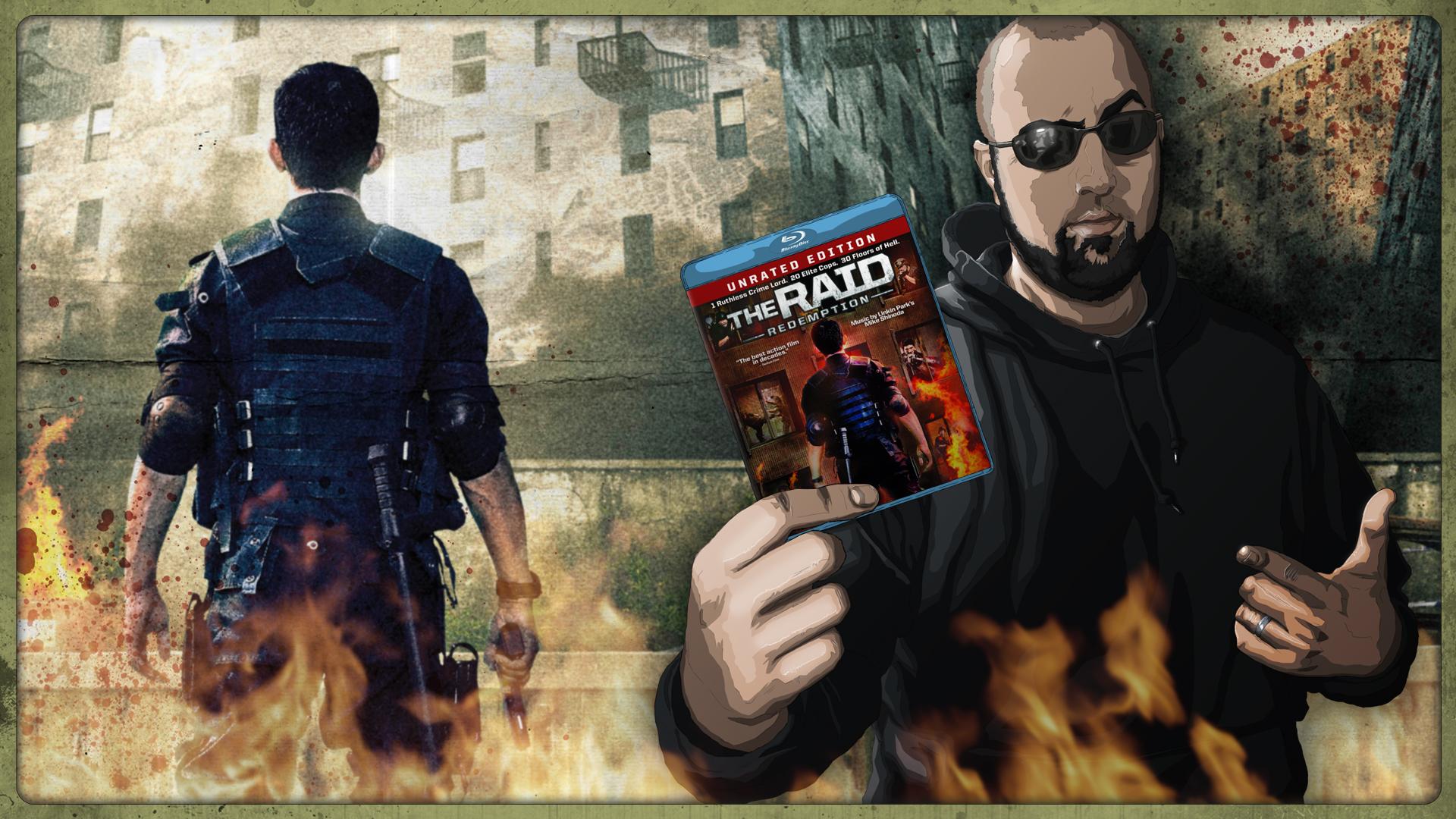 Episode 1 • The Raid: Redemption