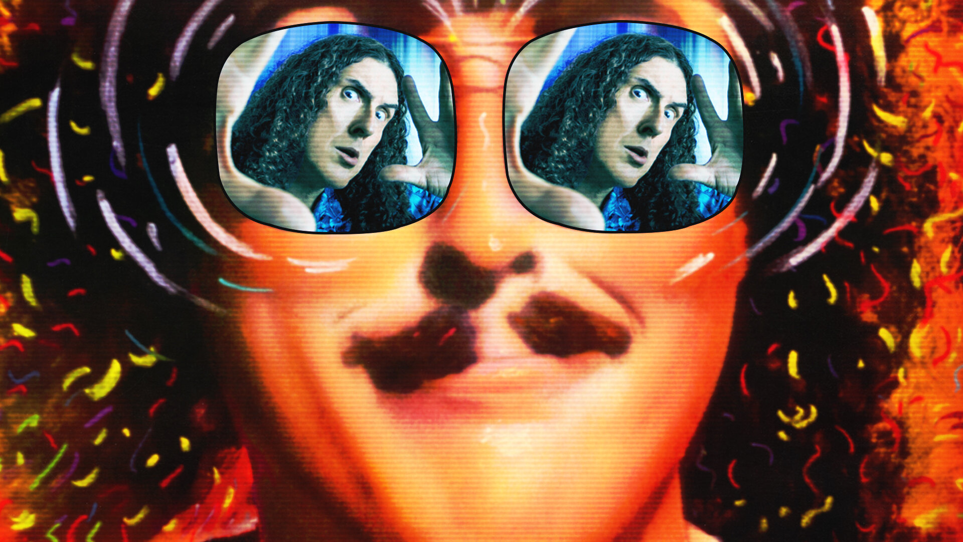 "Episode 8 • The Staying Power Of ""Weird Al"" Yankovic And UHF"