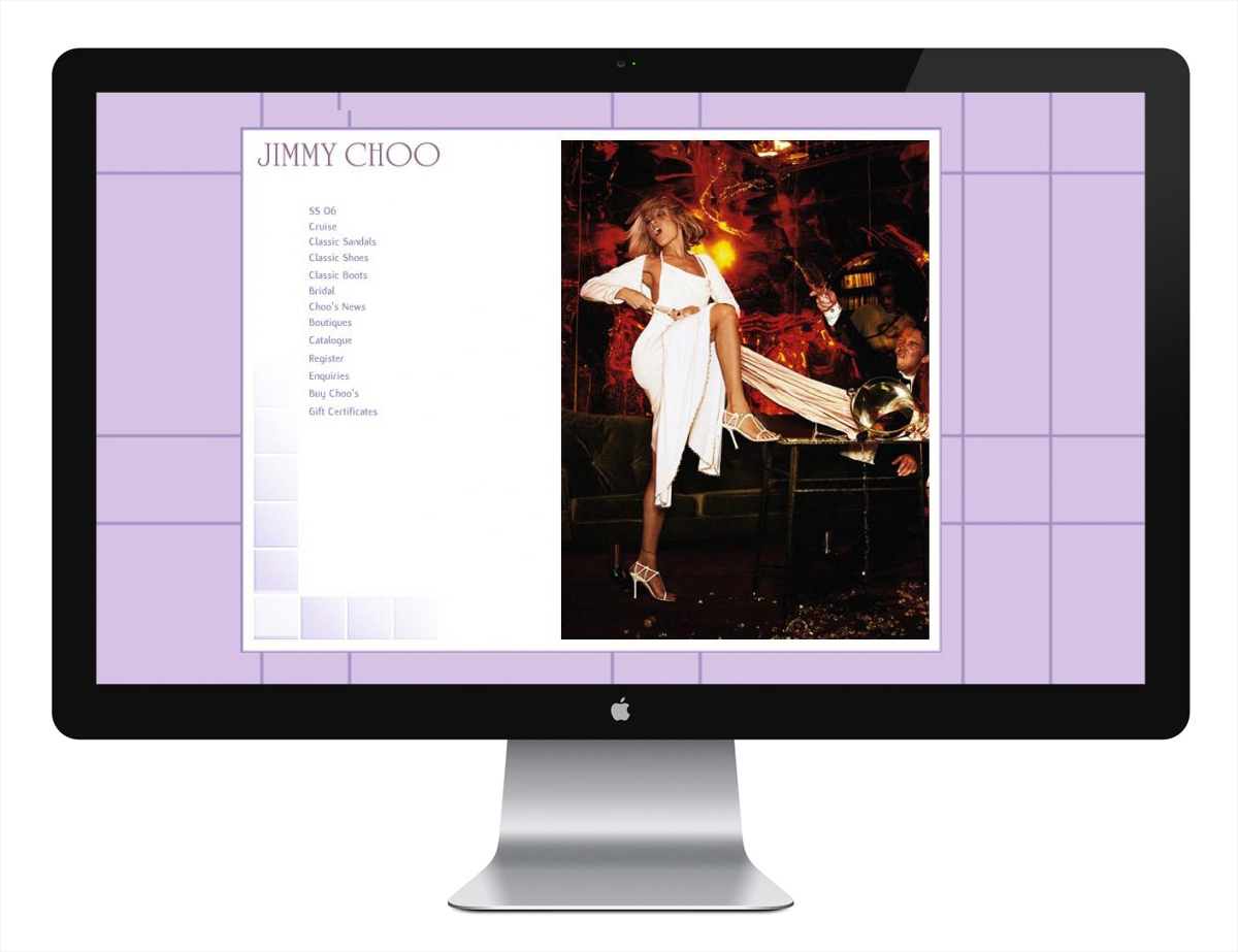 jimmy-choo-website-design-galle