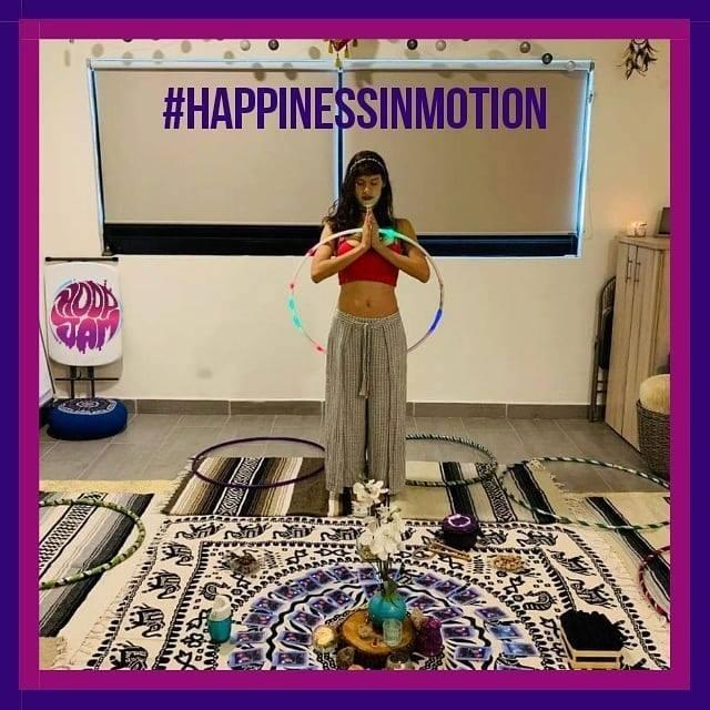 Patty Fibonacci    - Happiness in Motion Ambassador - México
