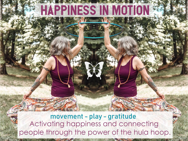 Marsha Brenno Rieder   - Happiness in Motion Ambassador, Wisconsin USA