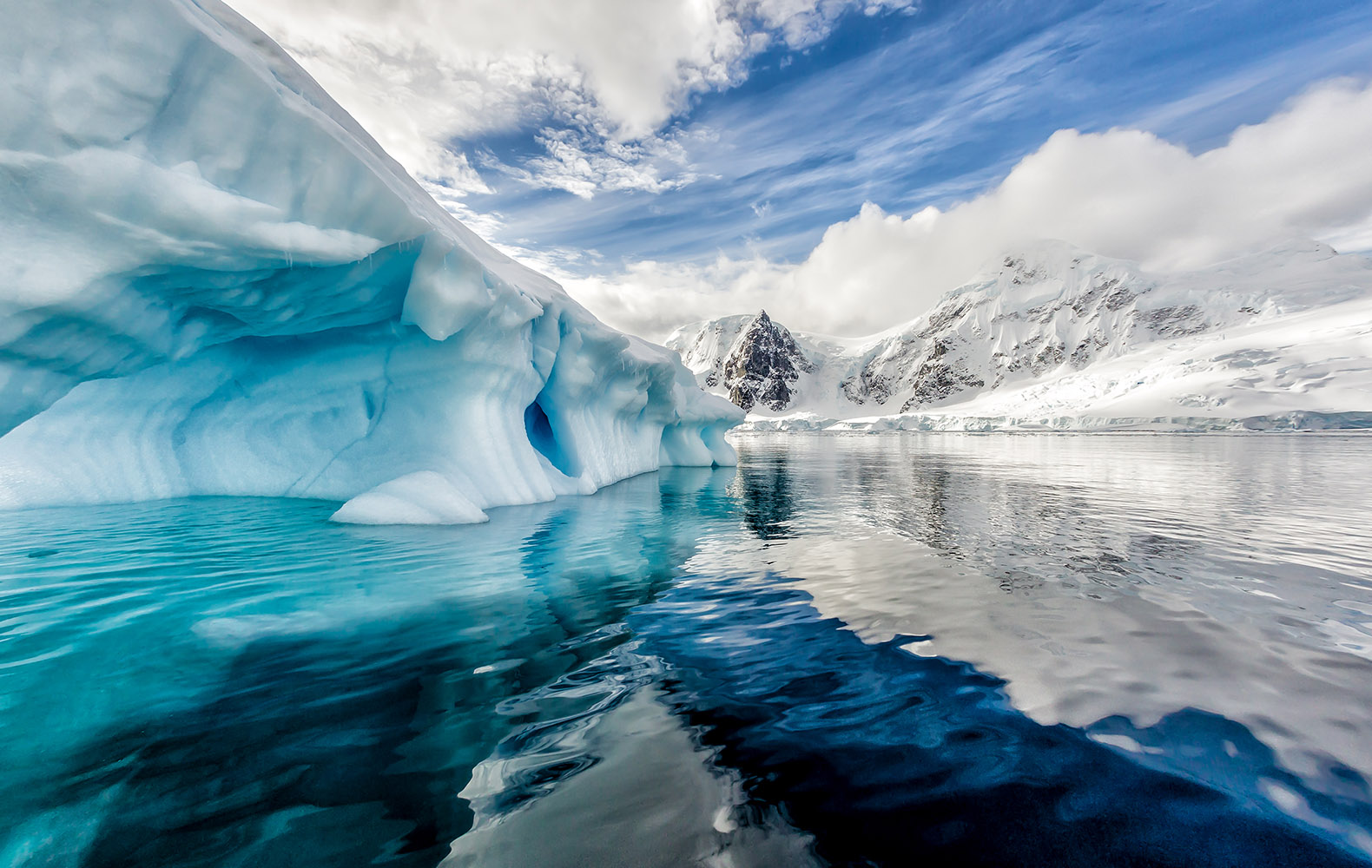 Four Travel Trends for 2017 Antarctica Canyon