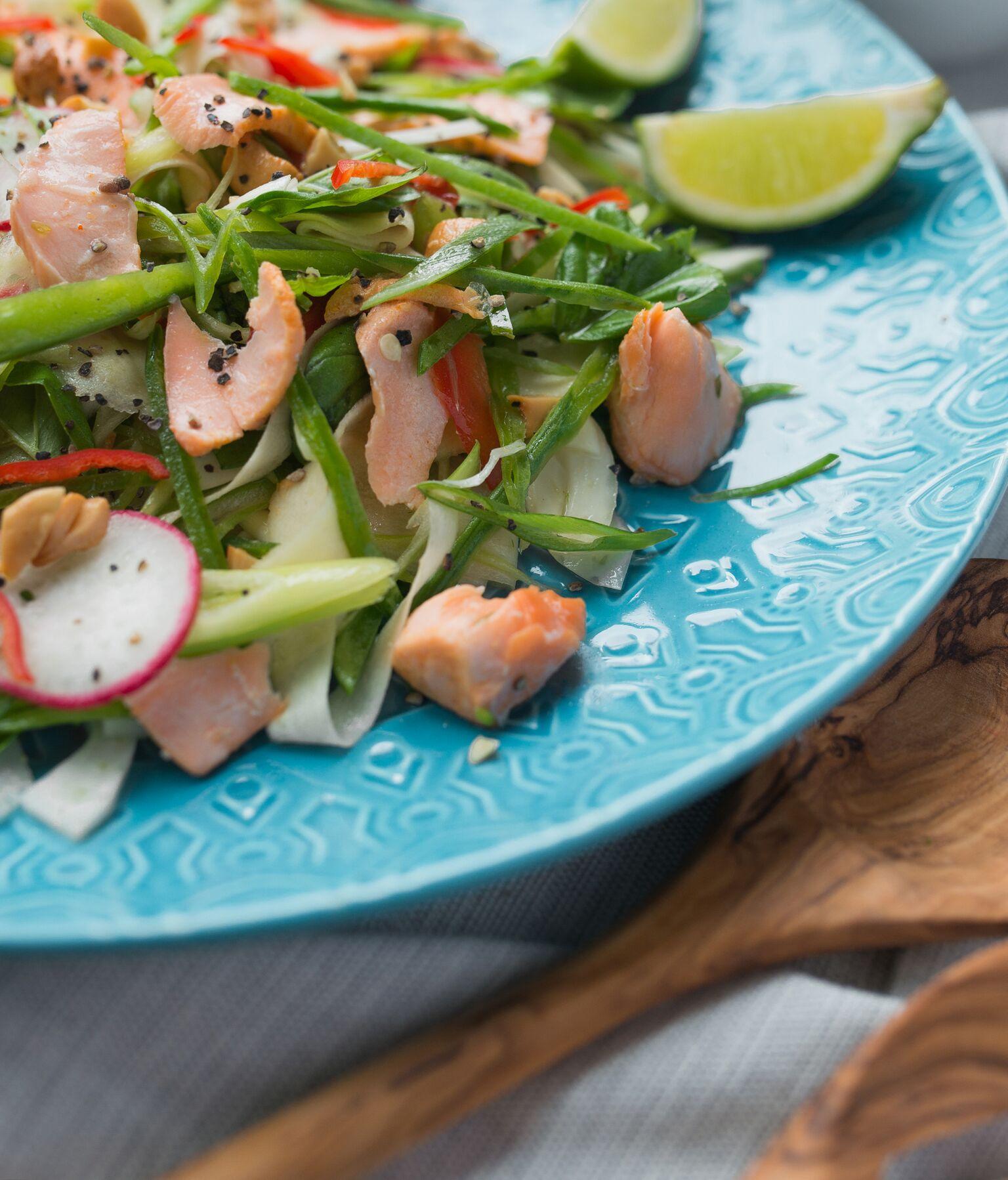 BigFish Brand Thai Salmon Salad