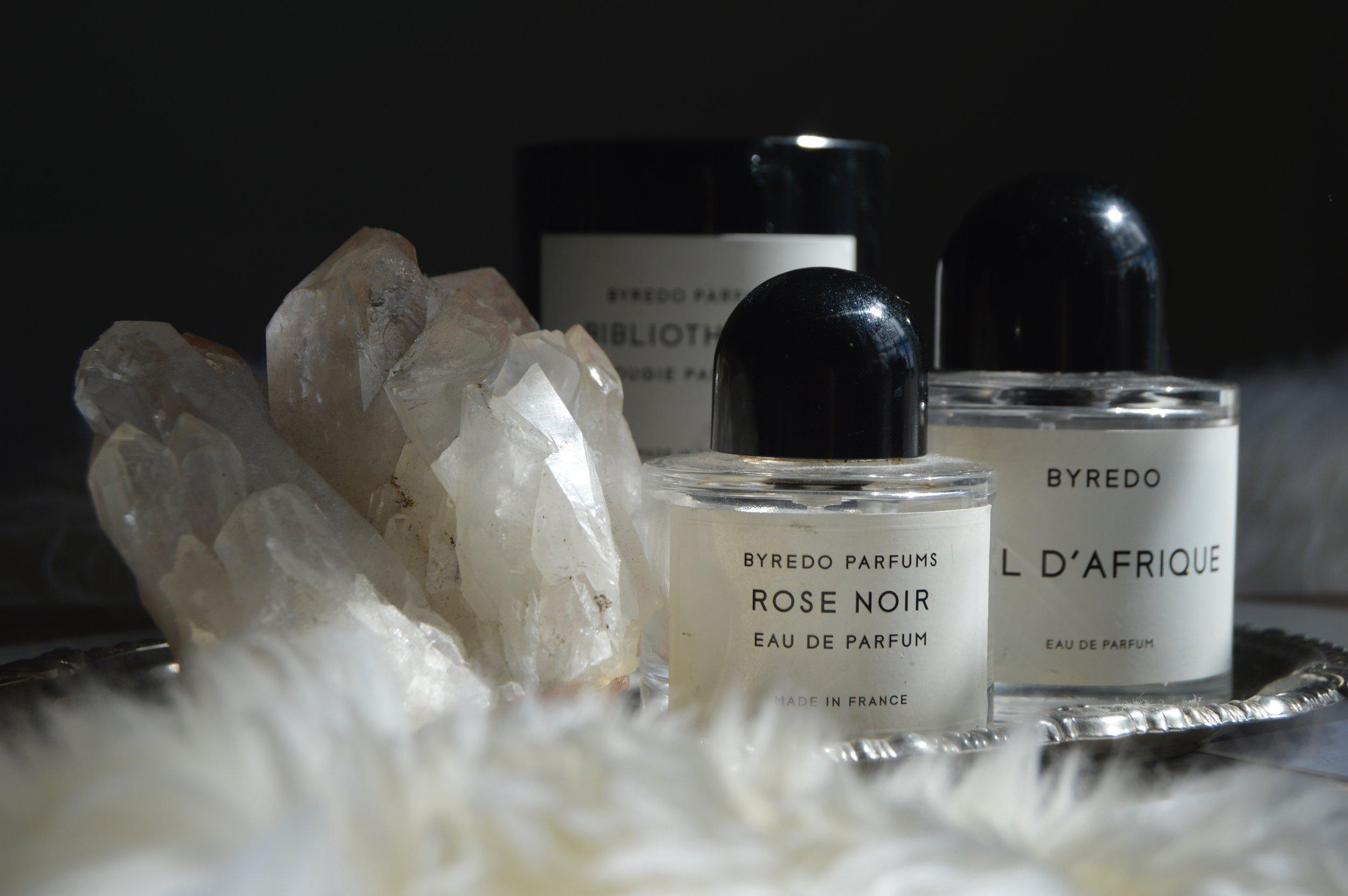 Byredo Perfume Rose Noir, Beauty Blogger Review