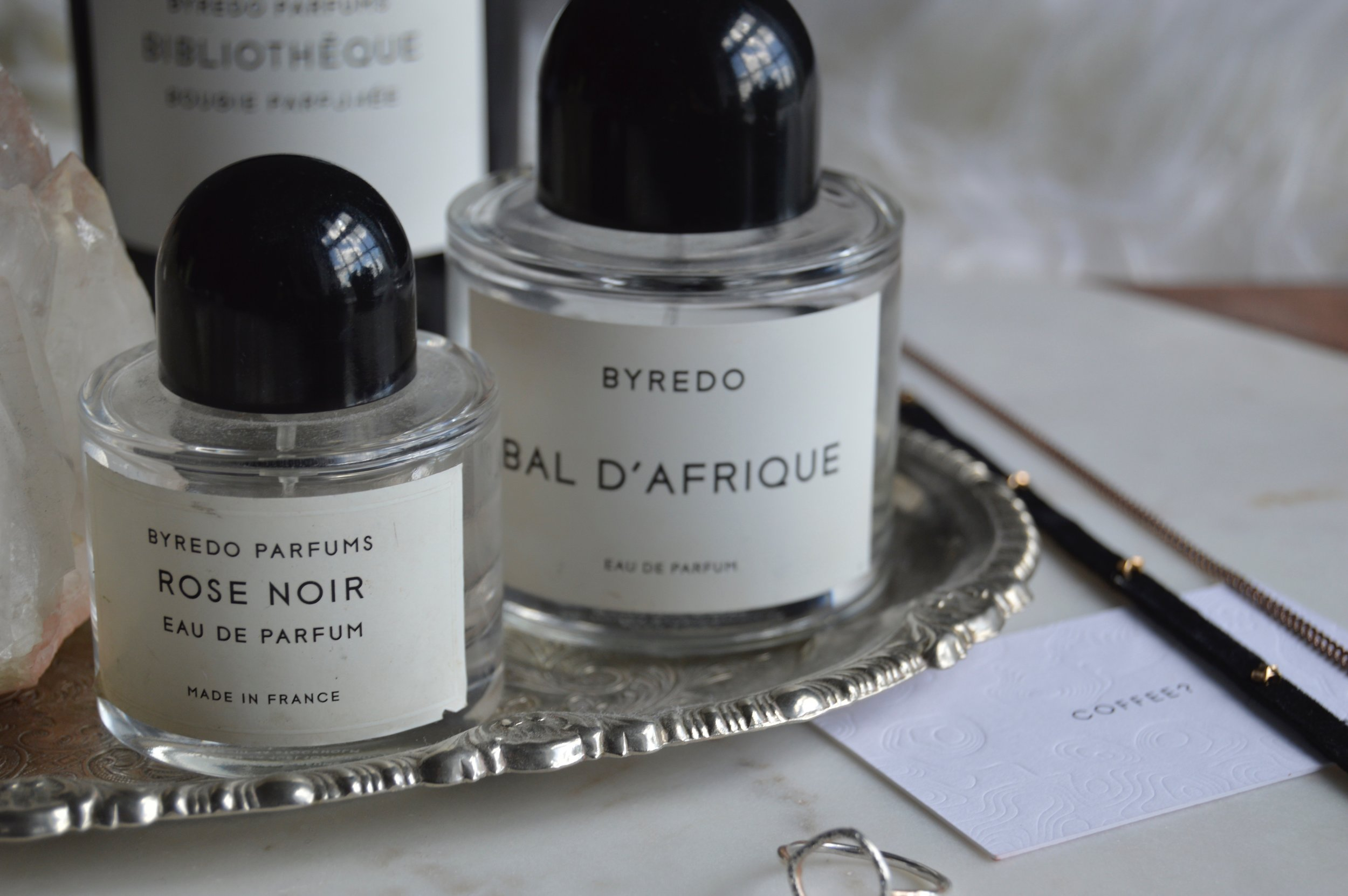 Byredo Perfumes and Candle, Beauty Blogger Review