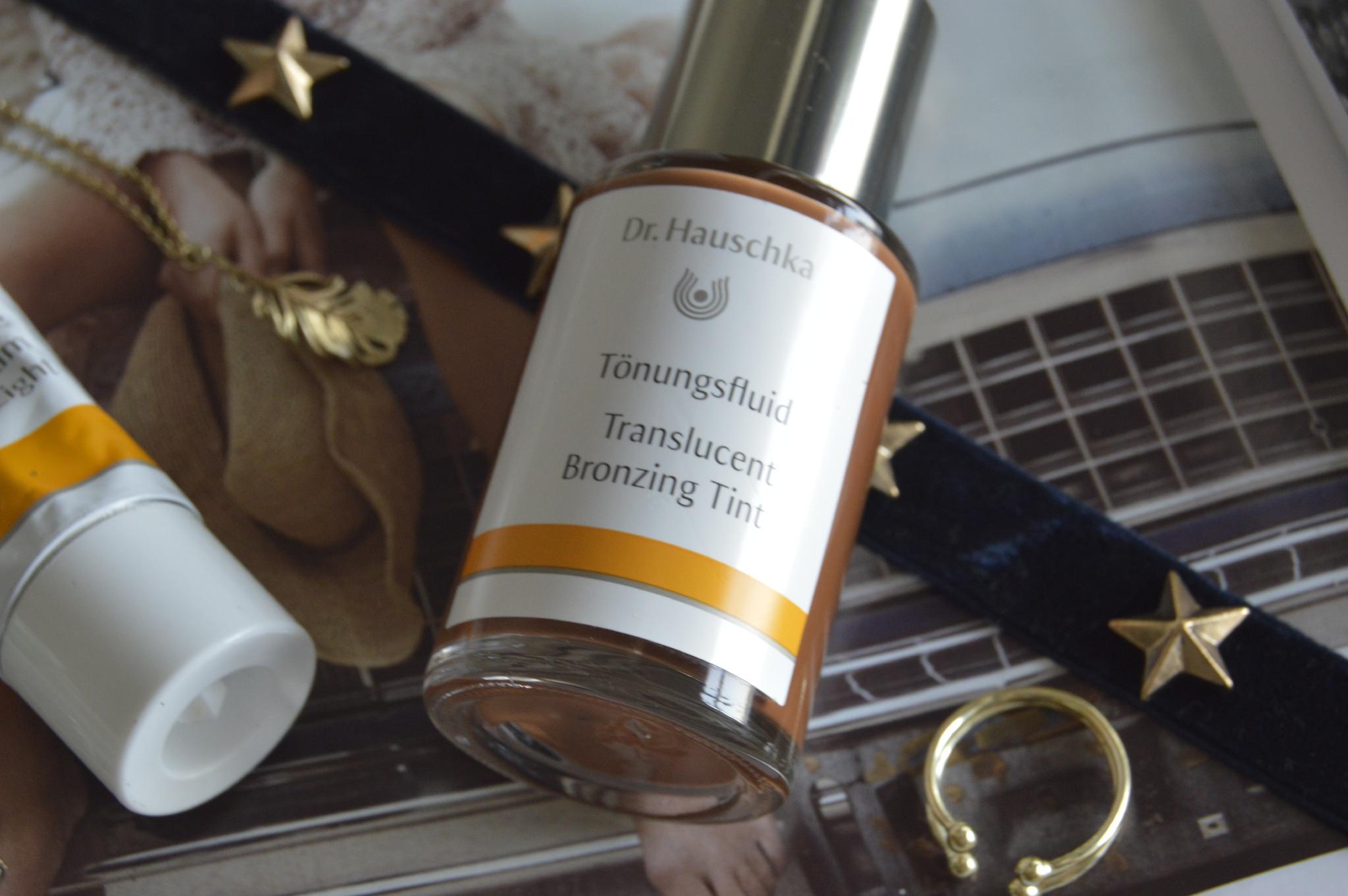 The Creative Larder, Dr Hauschka Translucent Bronzing Tint Review, Beauty Blogger