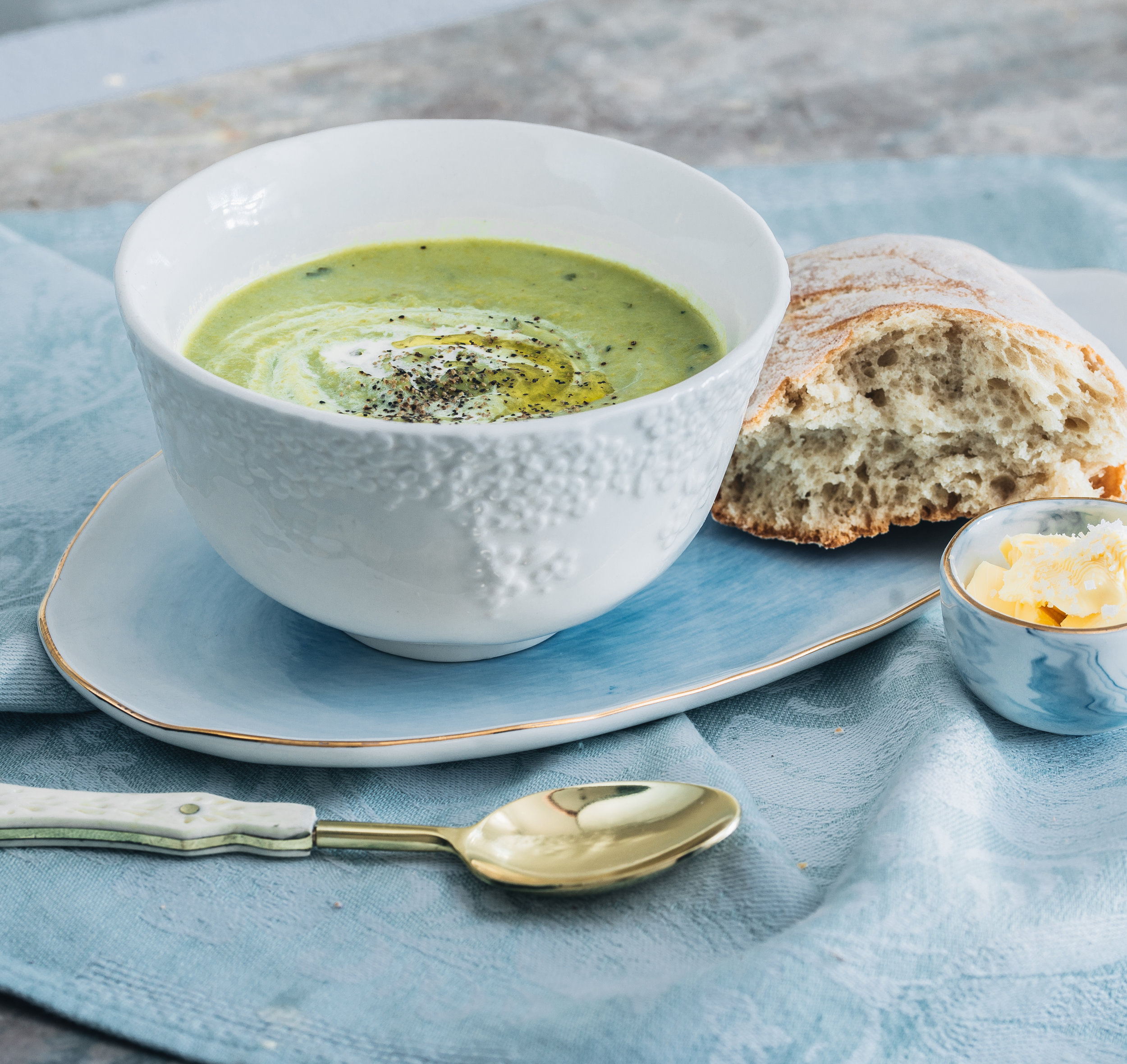 Pea and Ham Soup Anthropologie Food Styling.jpg