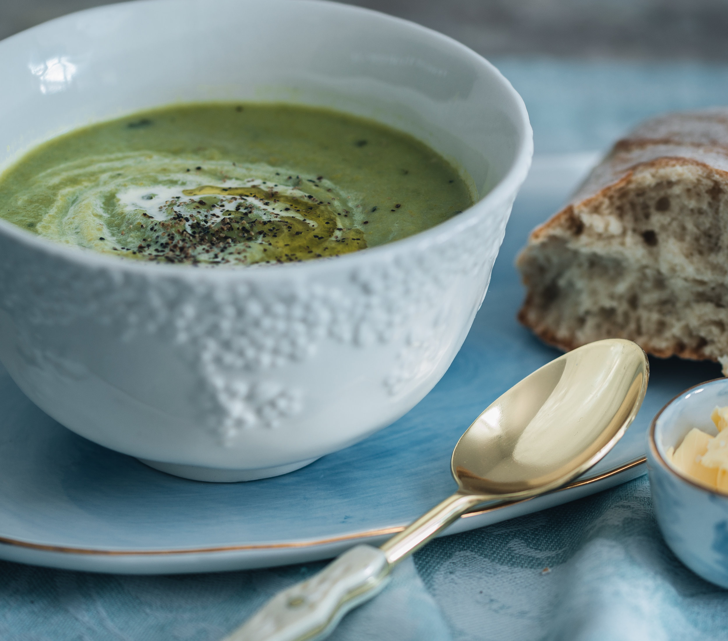 Pea and Ham Soup Recipe with Anthropologie.jpg