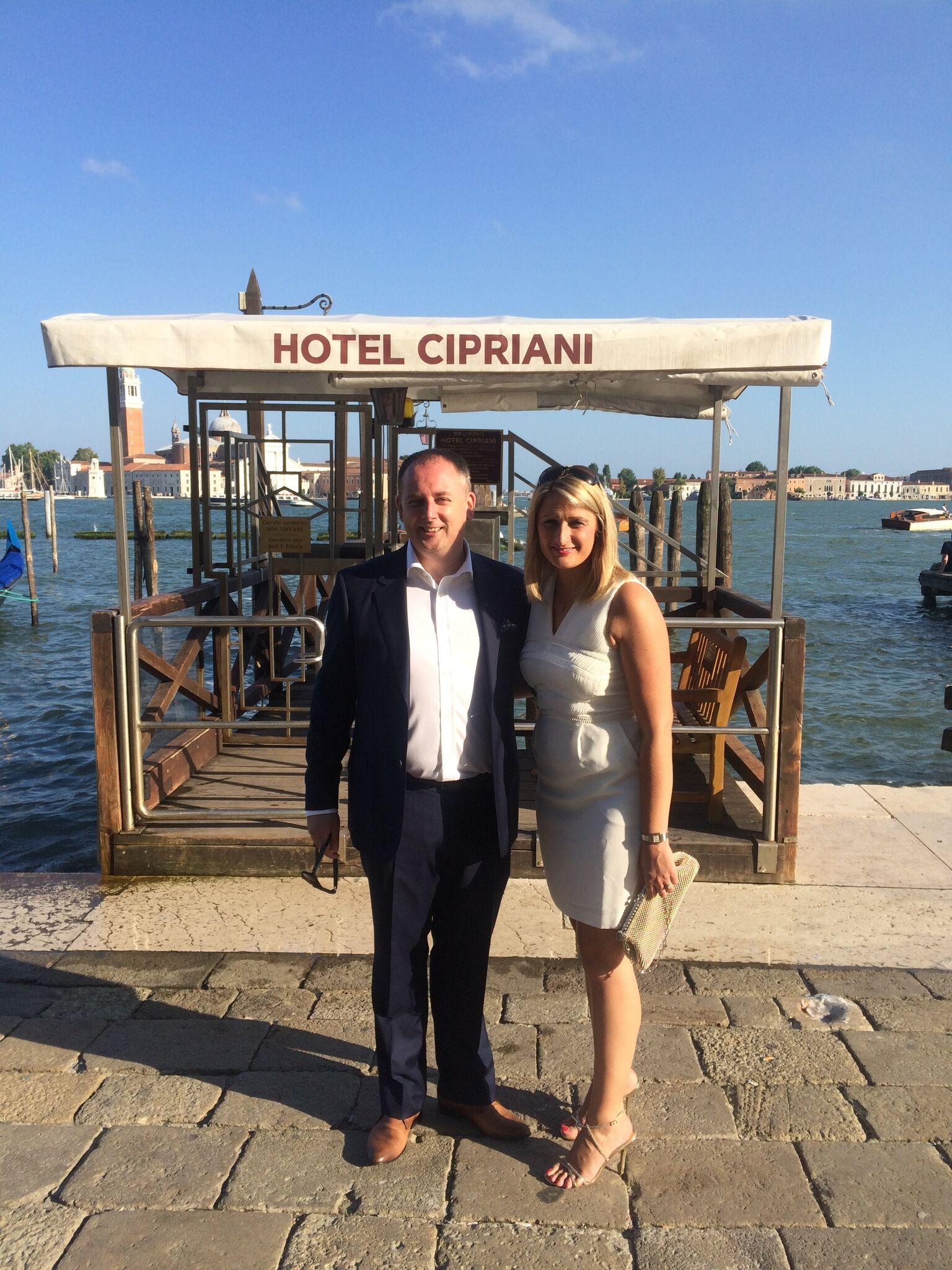 Travel Blogger Belmond Cipriani Venice