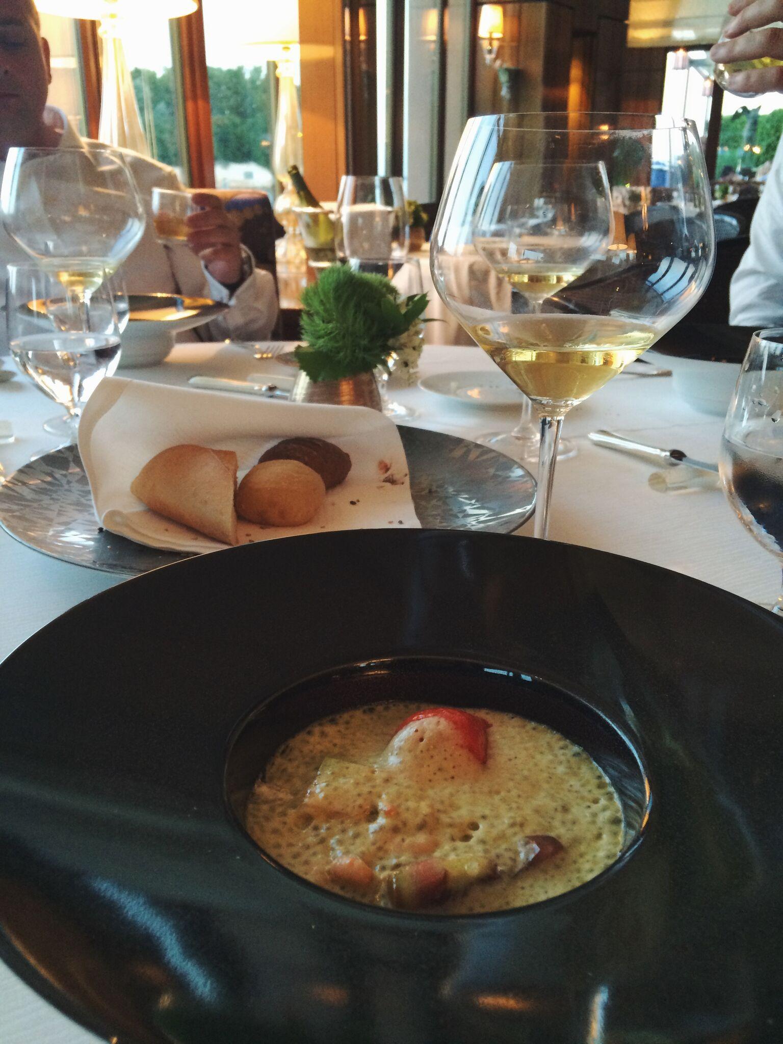 Belmond Cipriani Oro Restaurant The Creative Larder Travel Blog