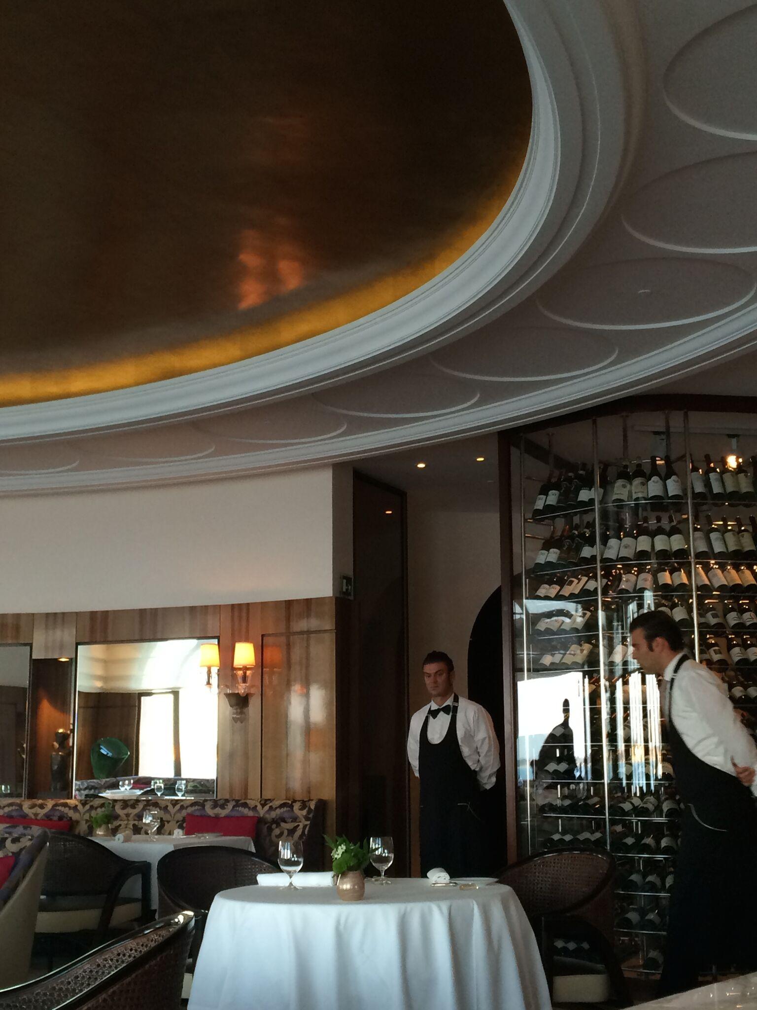 Belmond Cipriani Restaurant Travel Blog